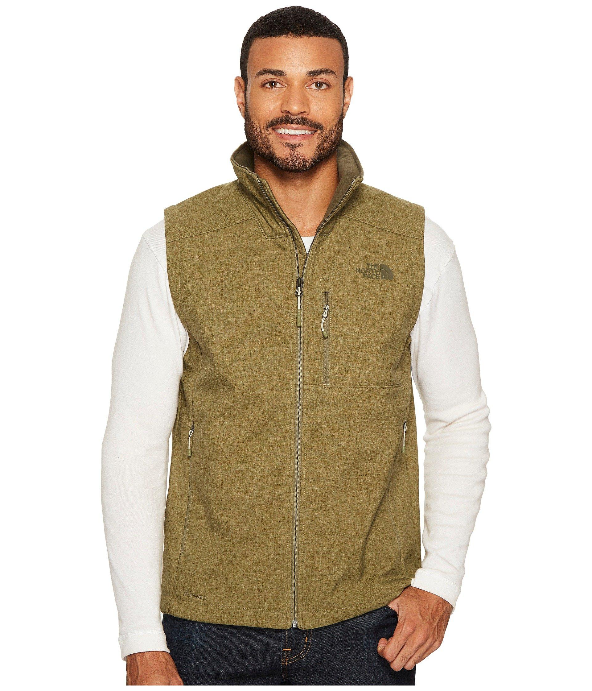 The North Face , Burnt Olive Green Heather