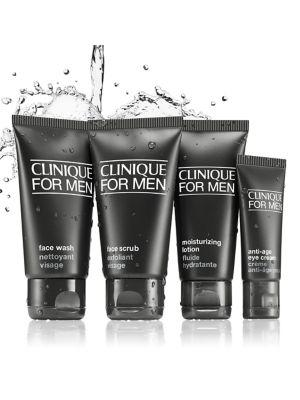 Clinique For Men Great Skin To Go Kit (normal To Dry)