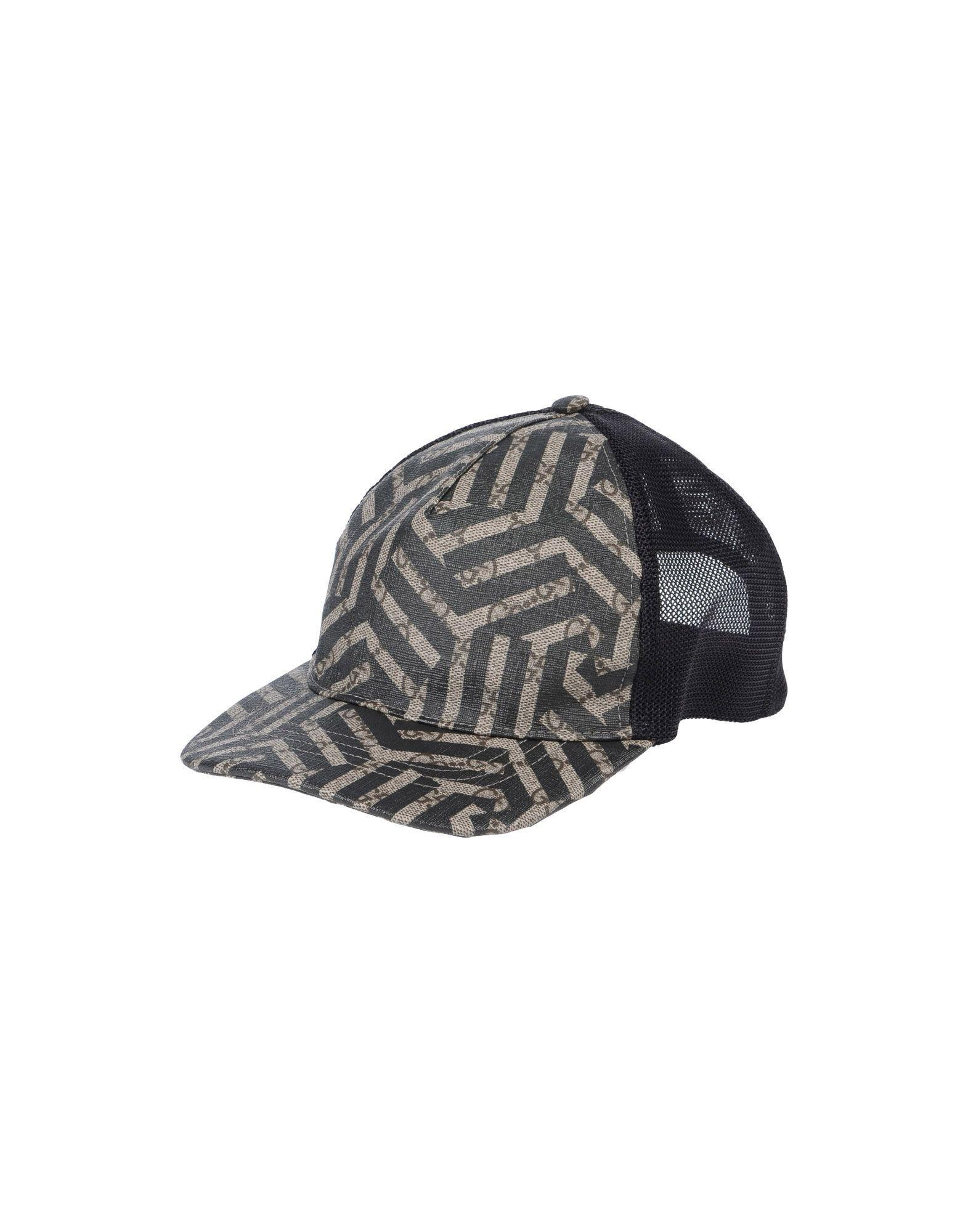 Gucci Hat In Steel Grey