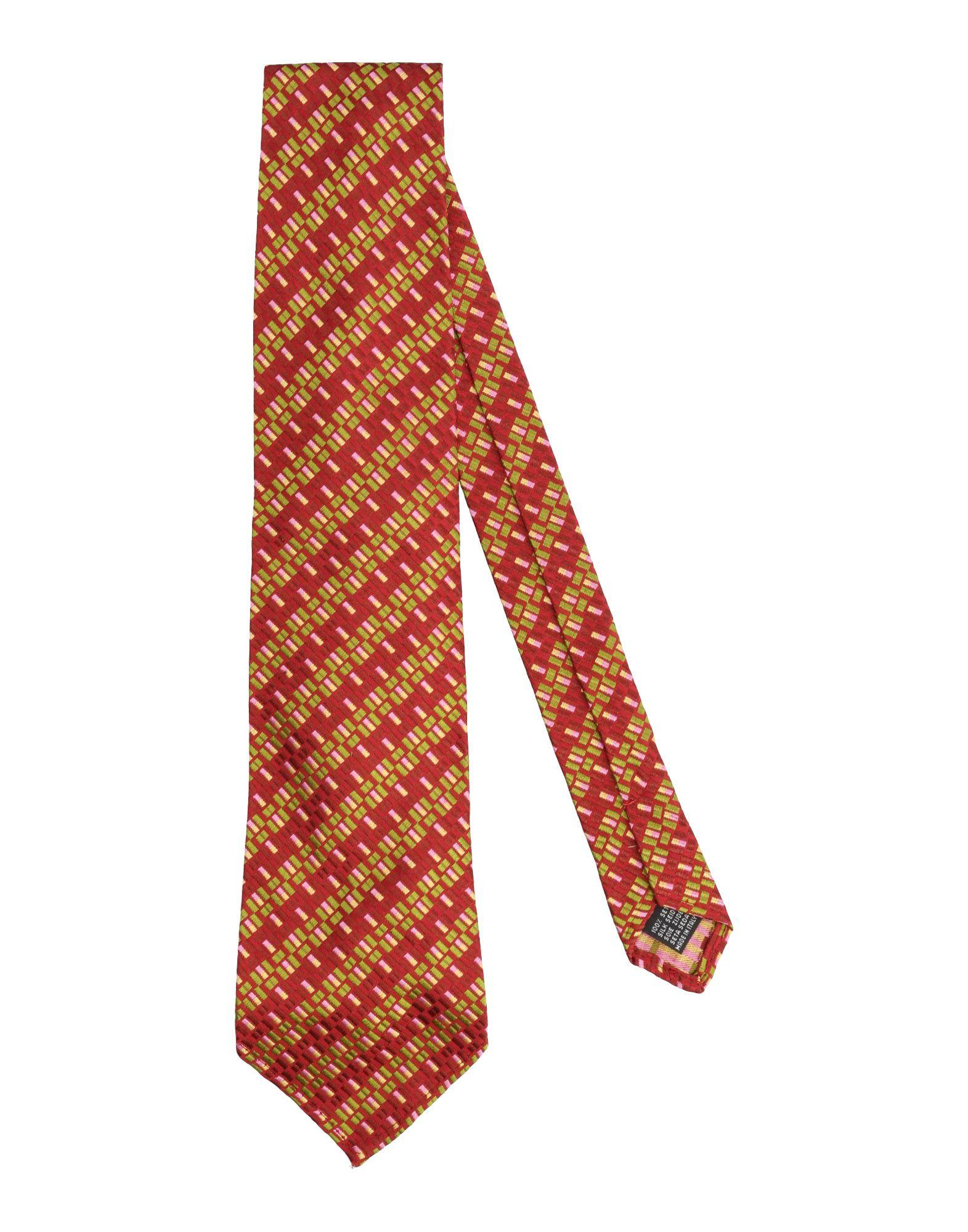 Dsquared2 Tie In Red