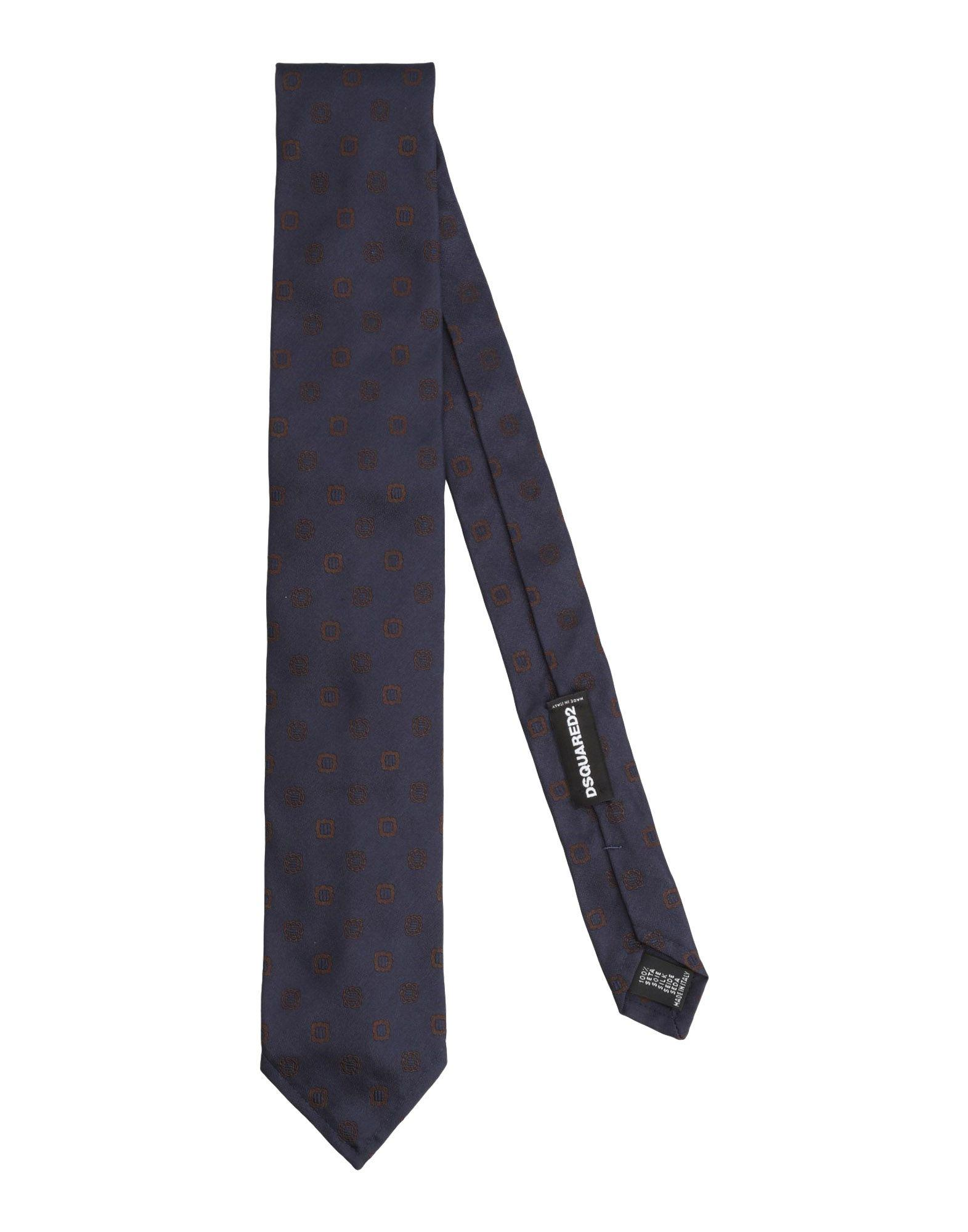 Dsquared2 Ties In Slate Blue