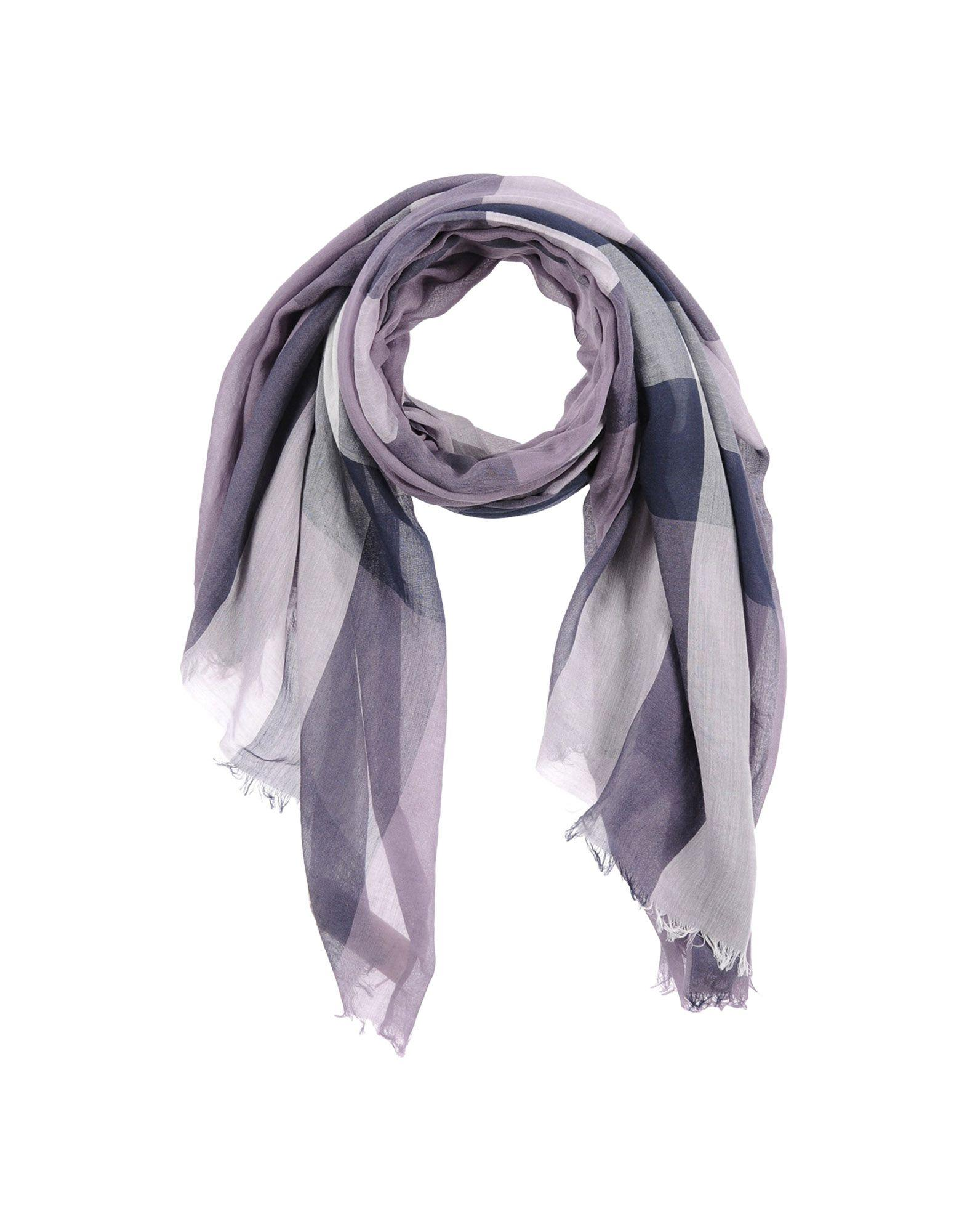 Burberry Scarves In Lilac