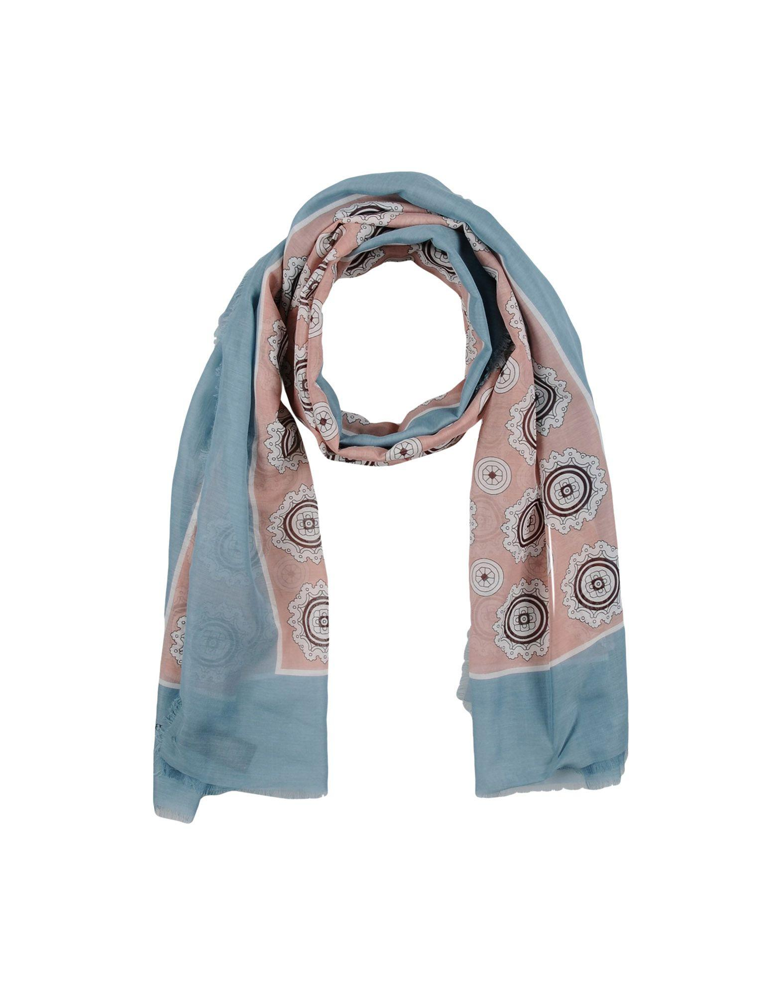Burberry Scarves In Pink