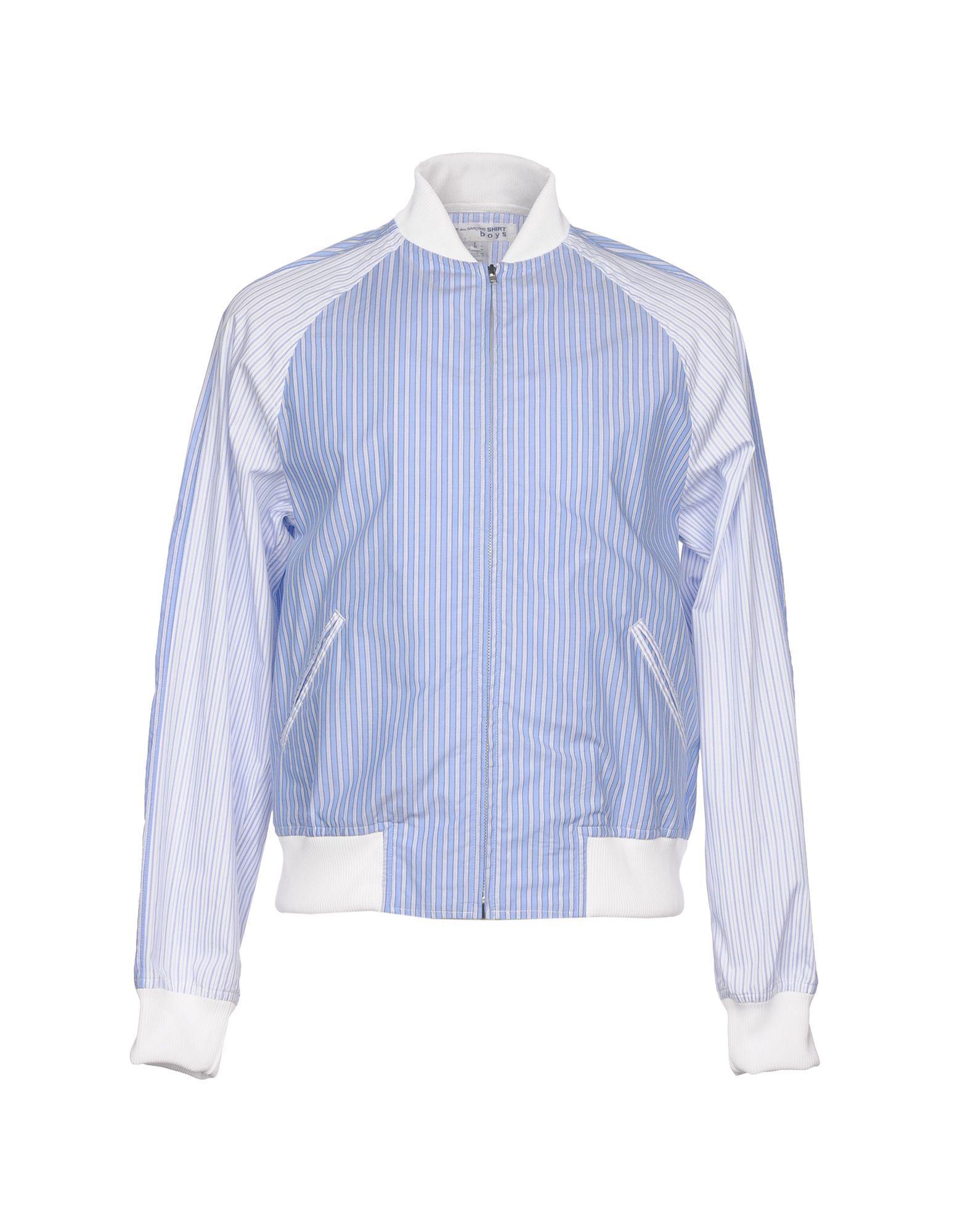 Comme Des GarÇons Shirt In Azure