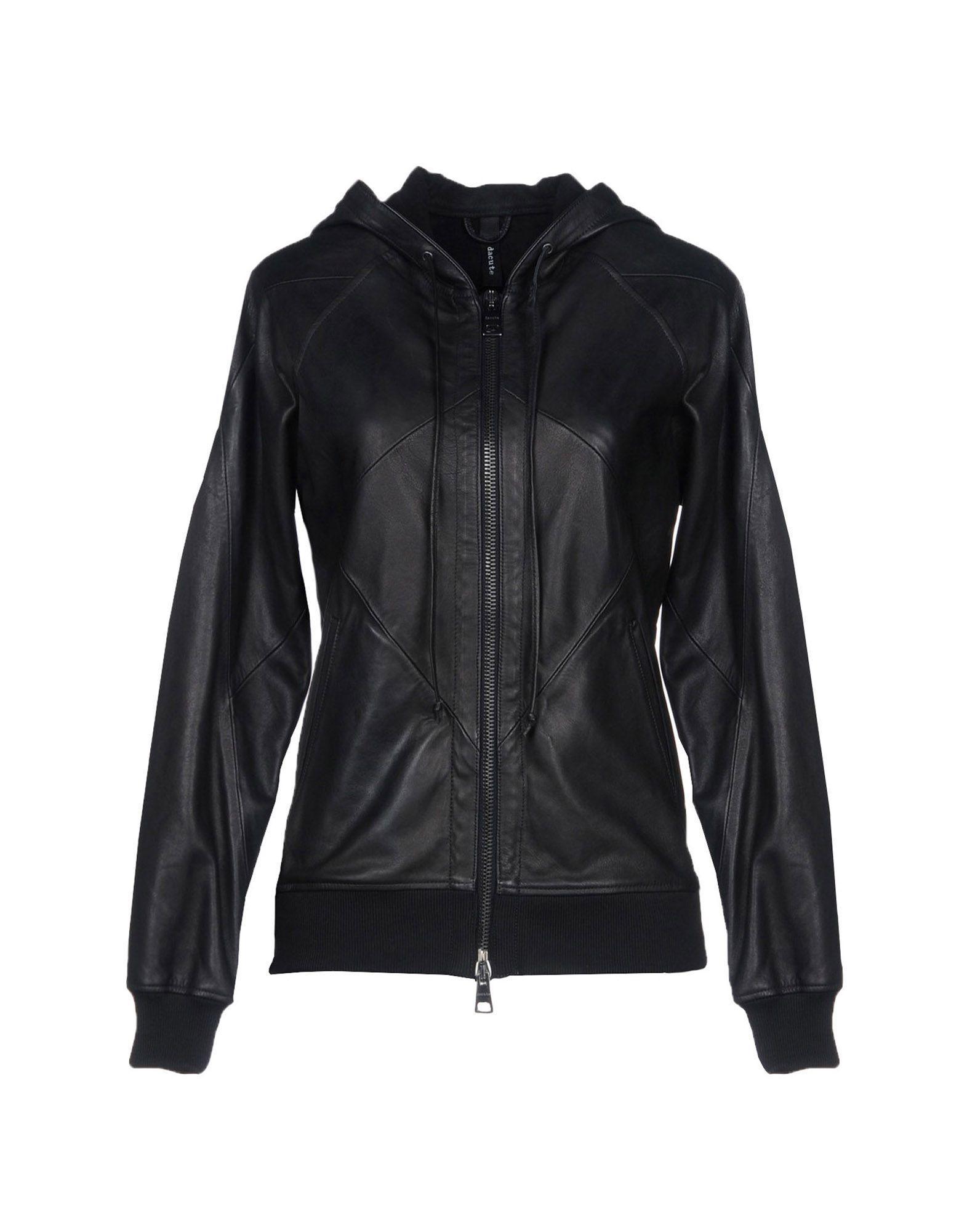 Dacute Jackets In Black