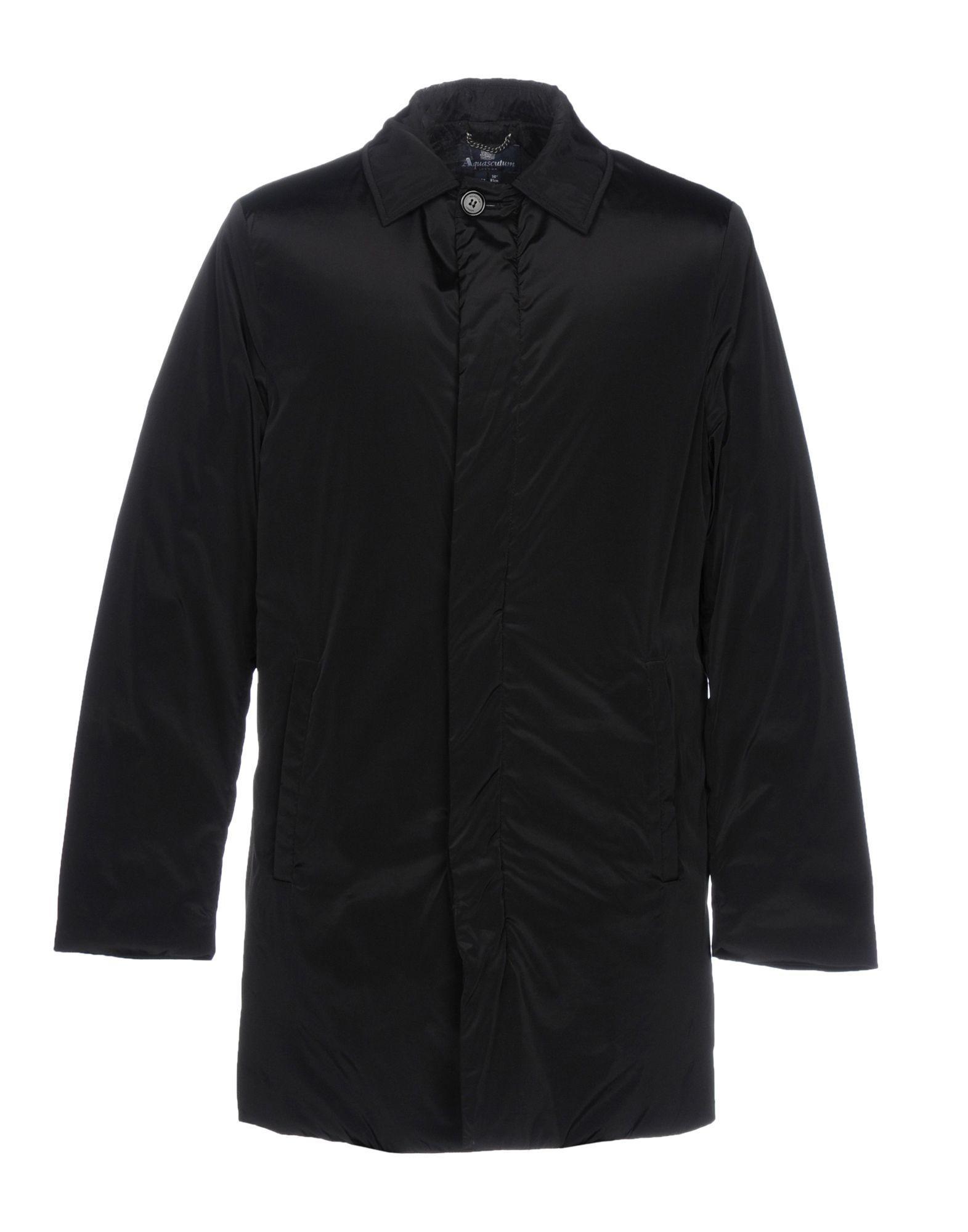 Aquascutum Jackets In Black
