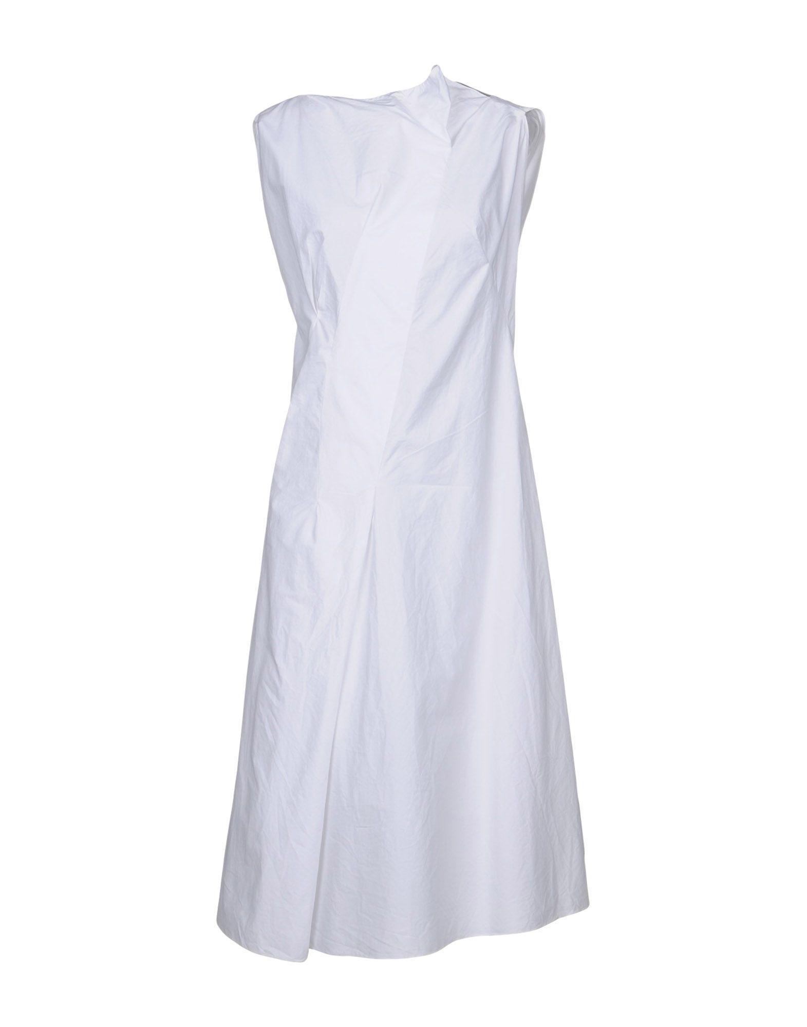 Marni Knee-length Dresses In White