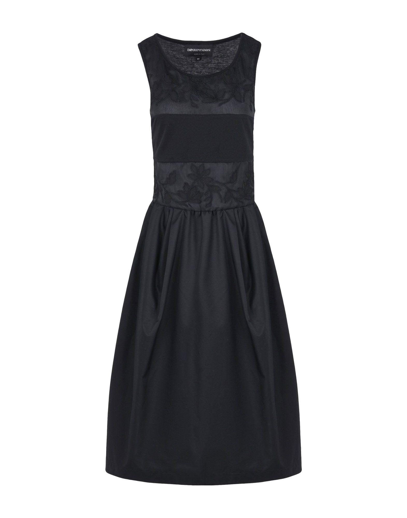 Emporio Armani In Black