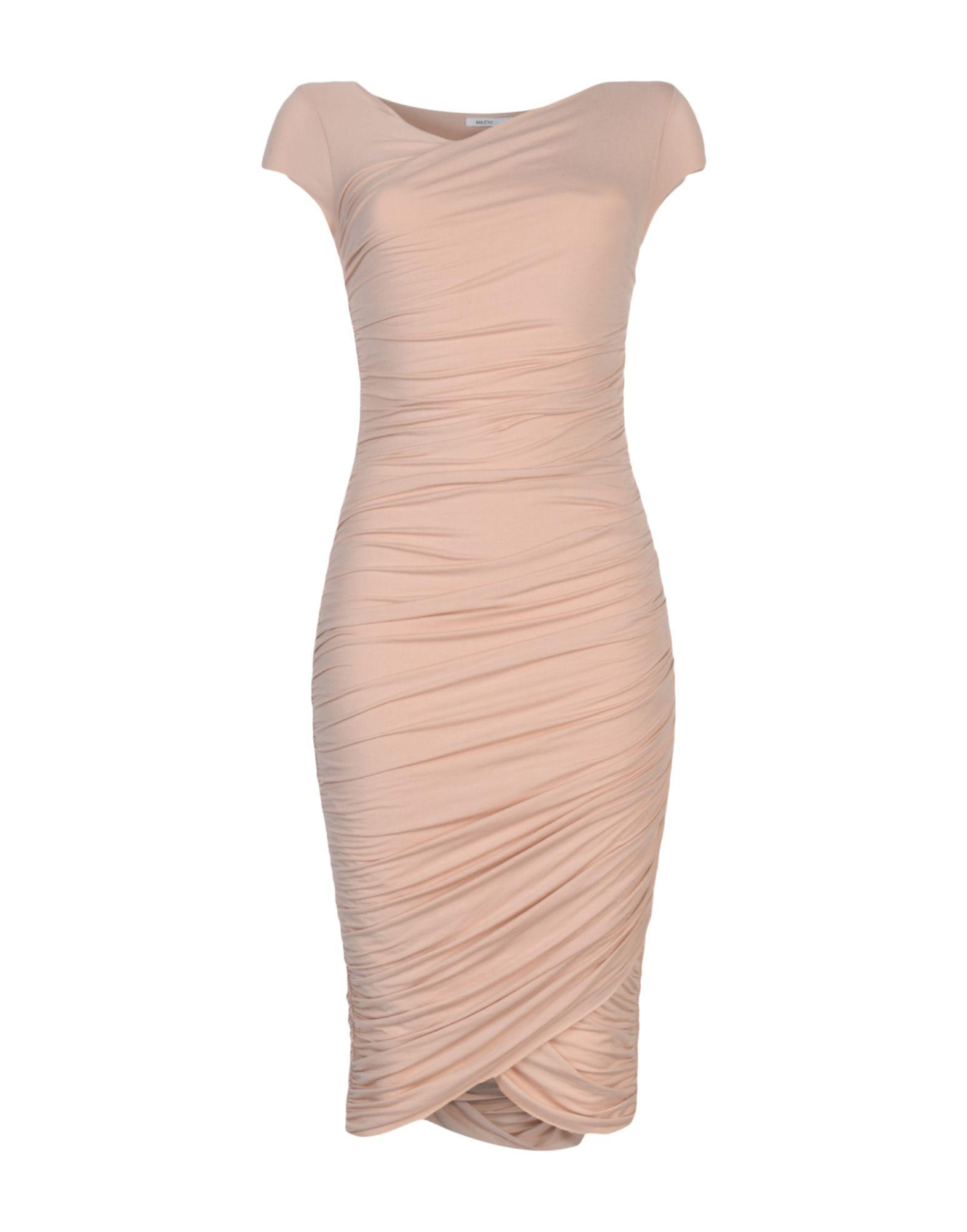 Bailey44 Short Dress In Light Pink