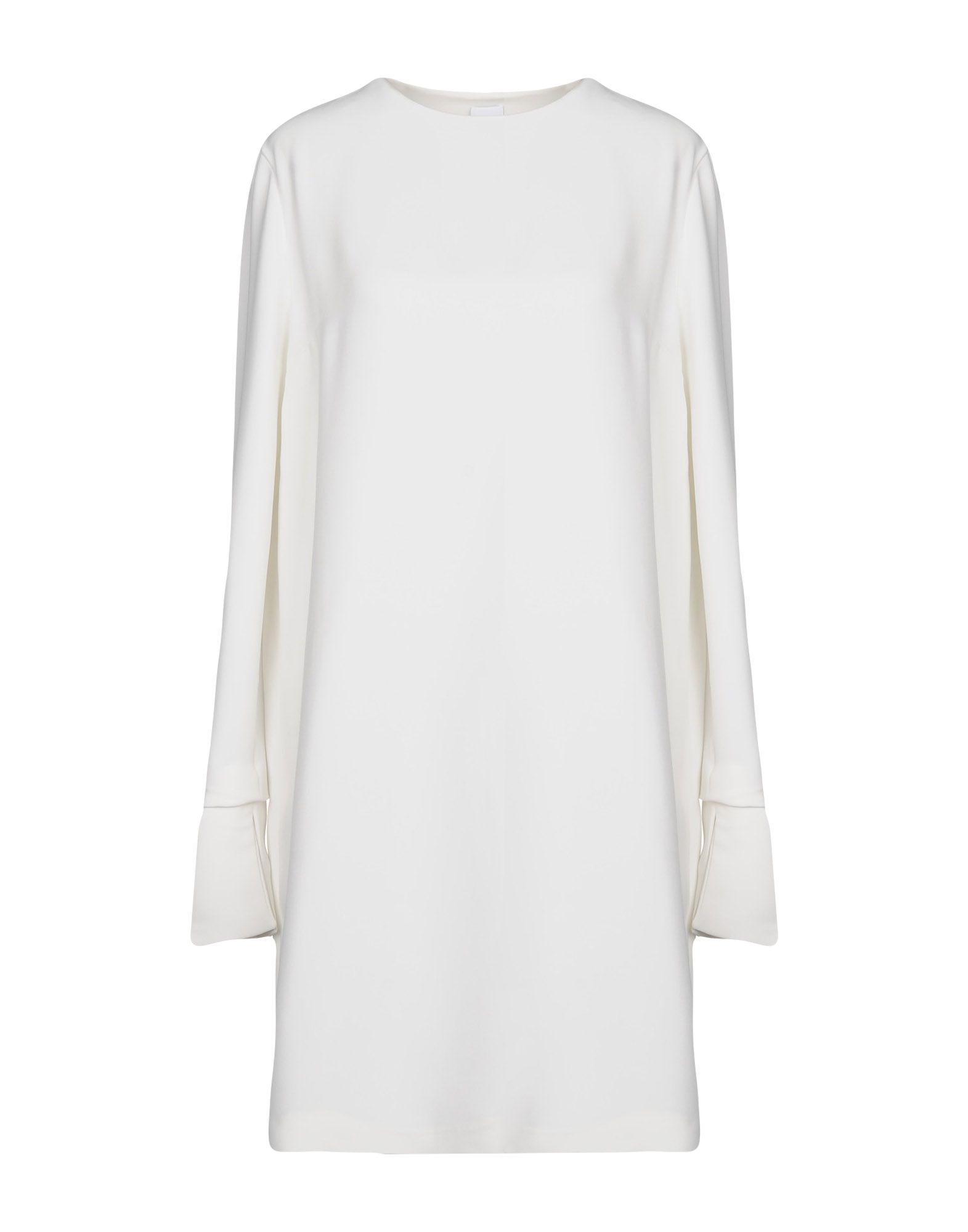 Iris & Ink Short Dresses In White
