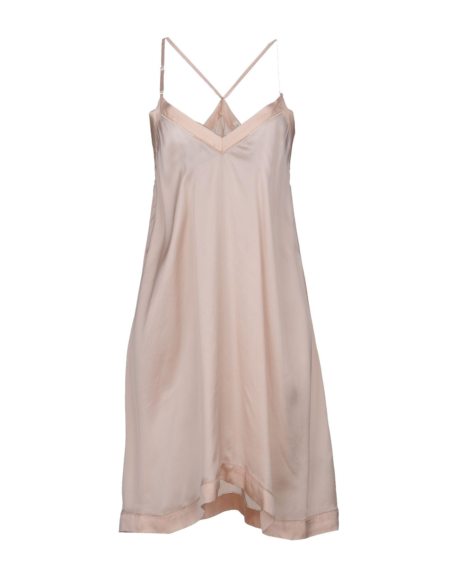 Etoile Isabel Marant Short Dress In Pink