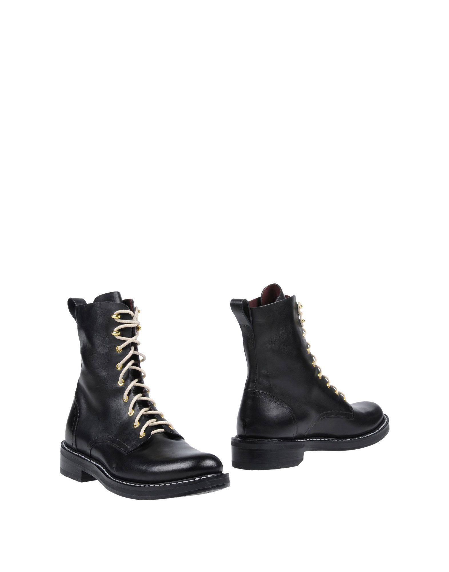 Rag & Bone Ankle Boots In Black