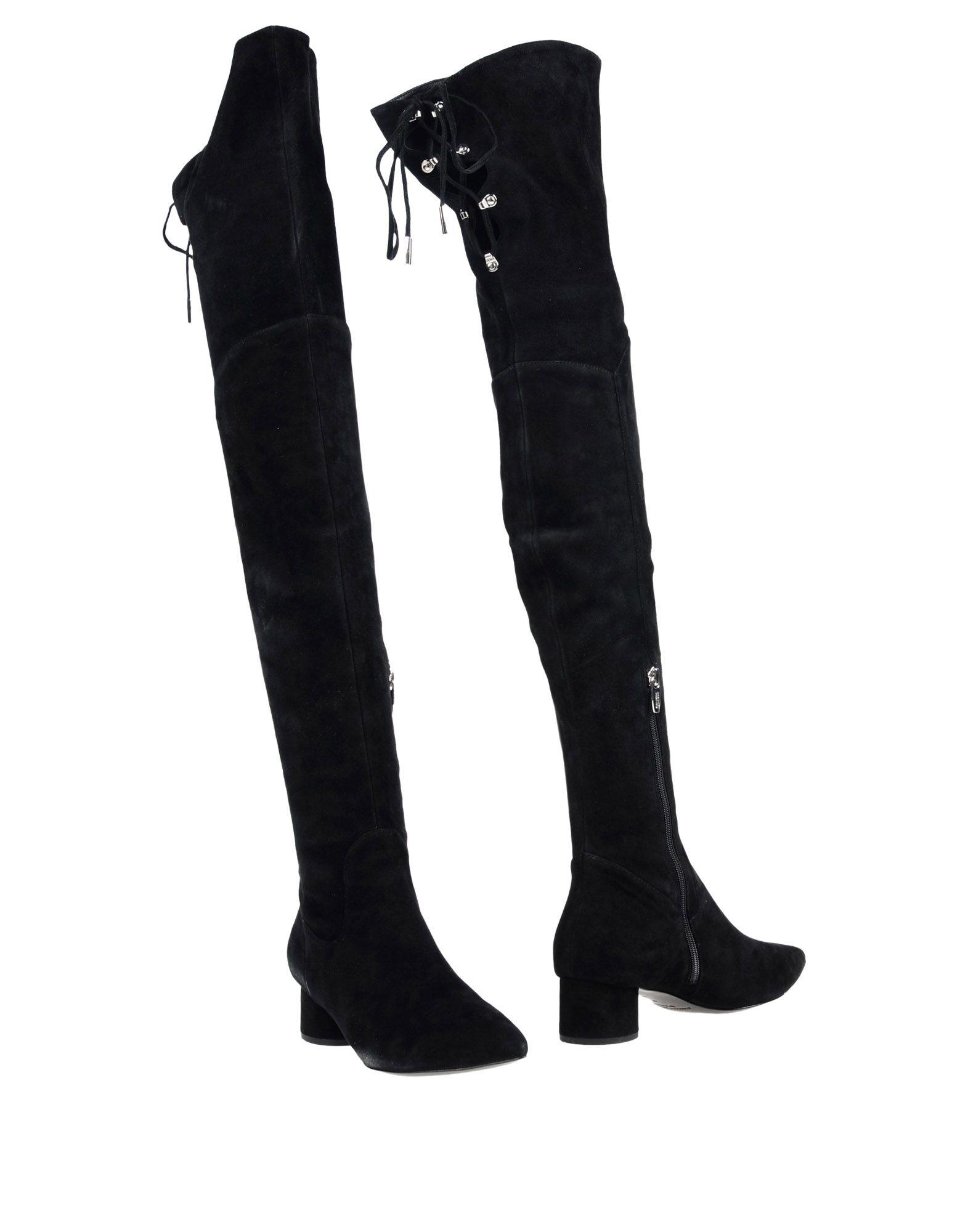 Sigerson Morrison Boots In Black