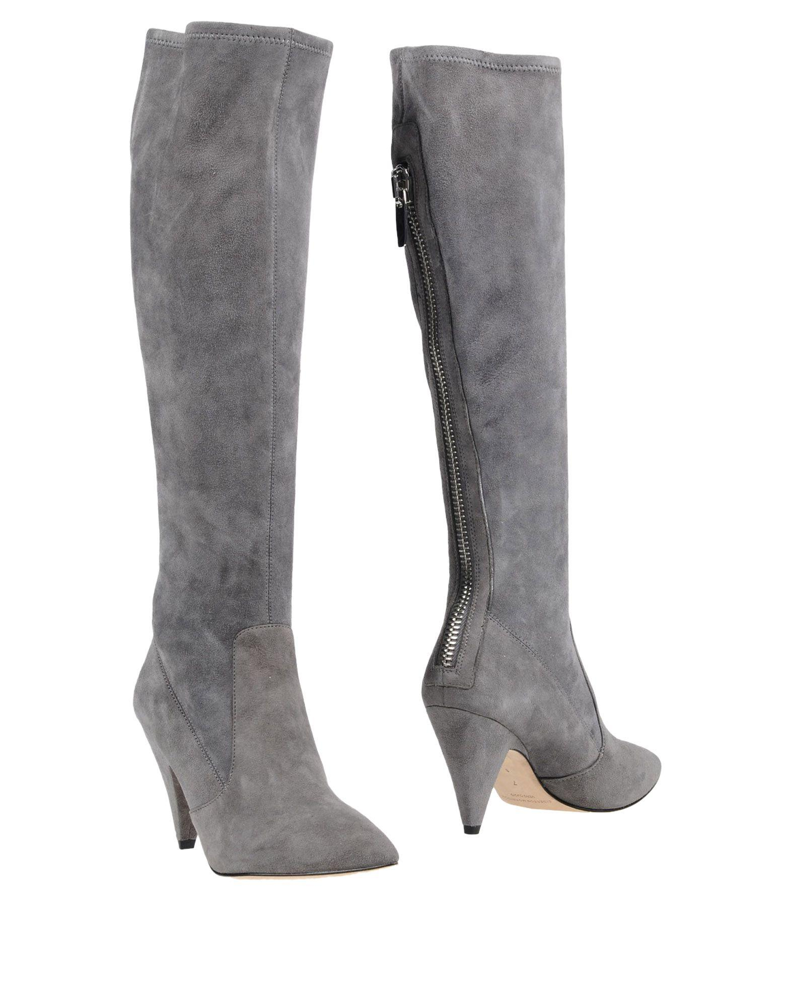 Sigerson Morrison Boots In Grey