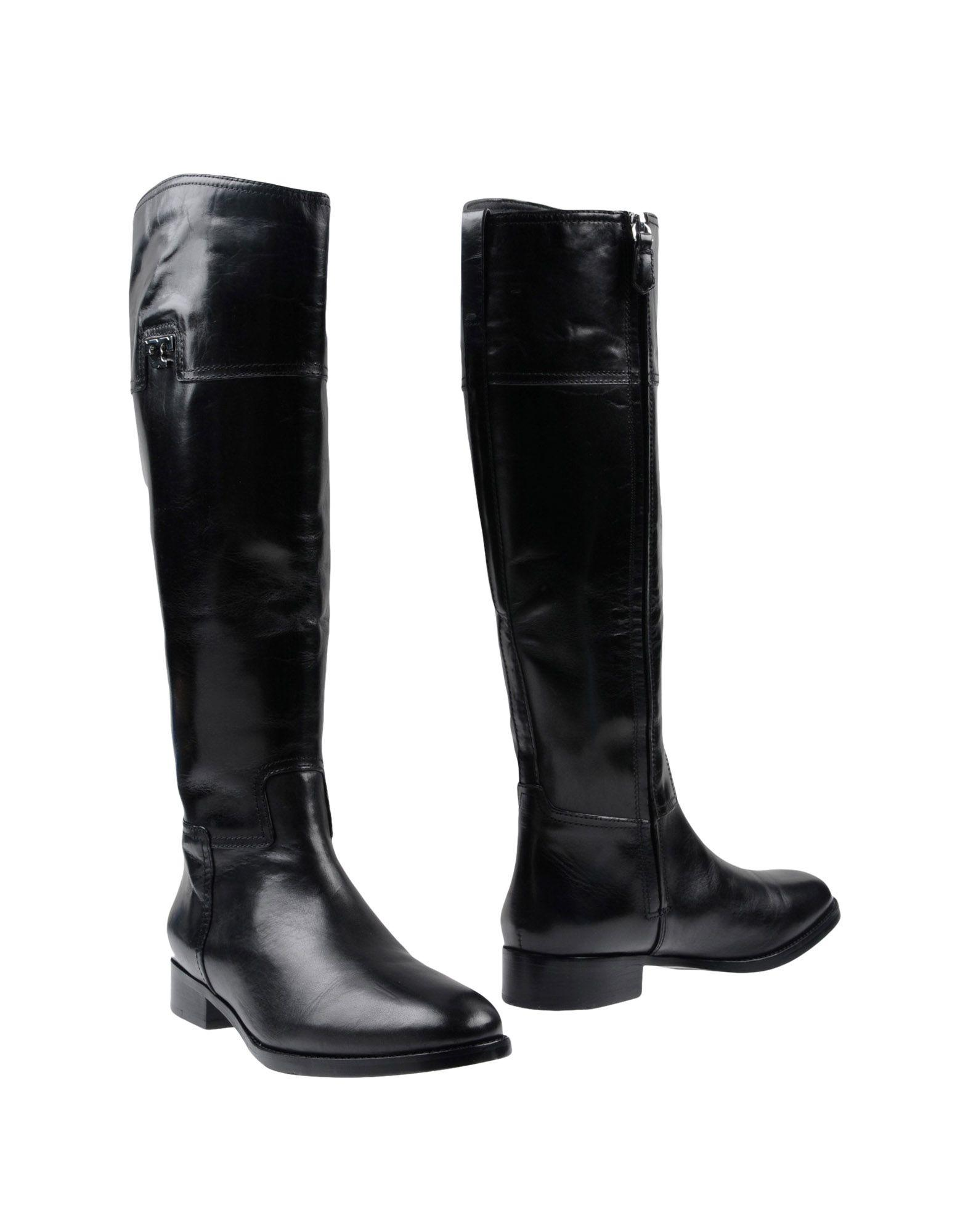 Tory Burch Boots In Black