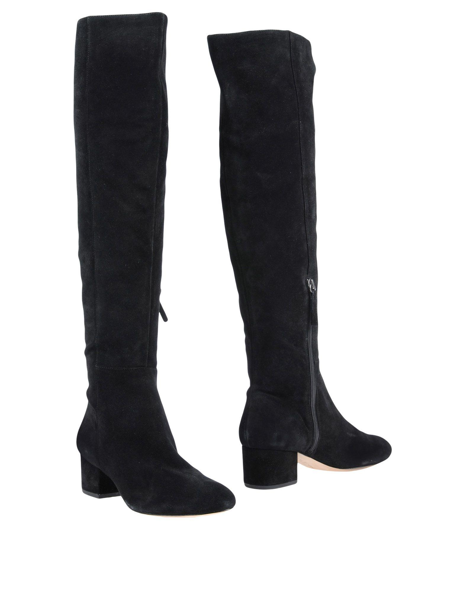 Halston Heritage Boots In Black