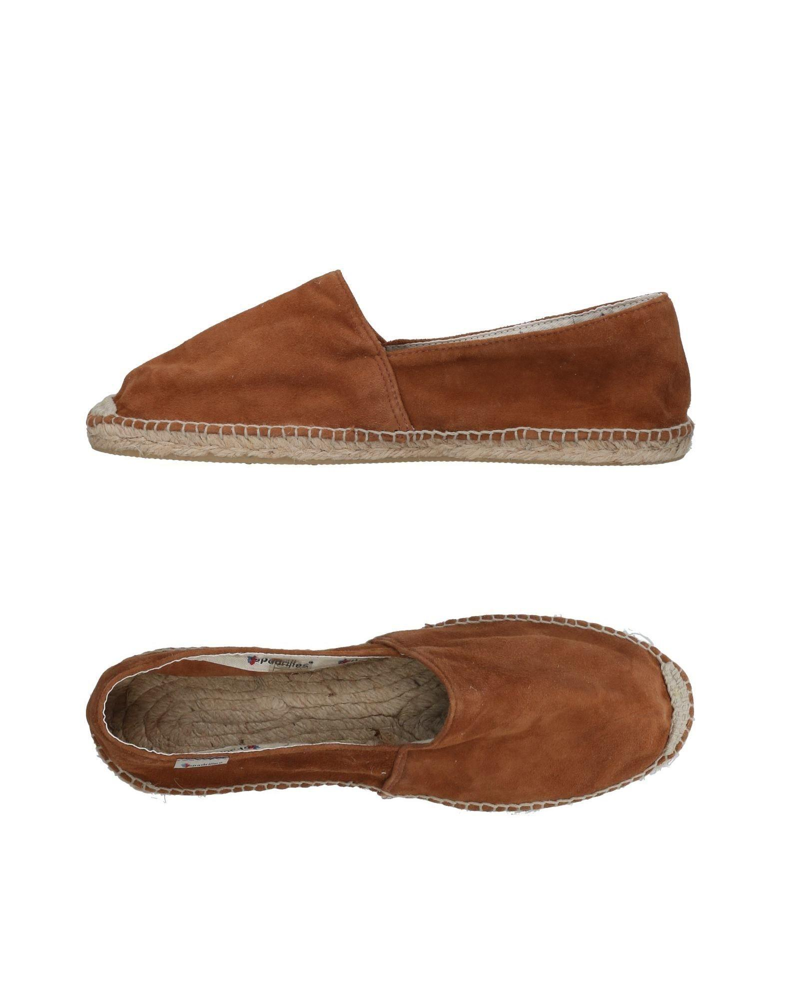 Espadrilles In Brown