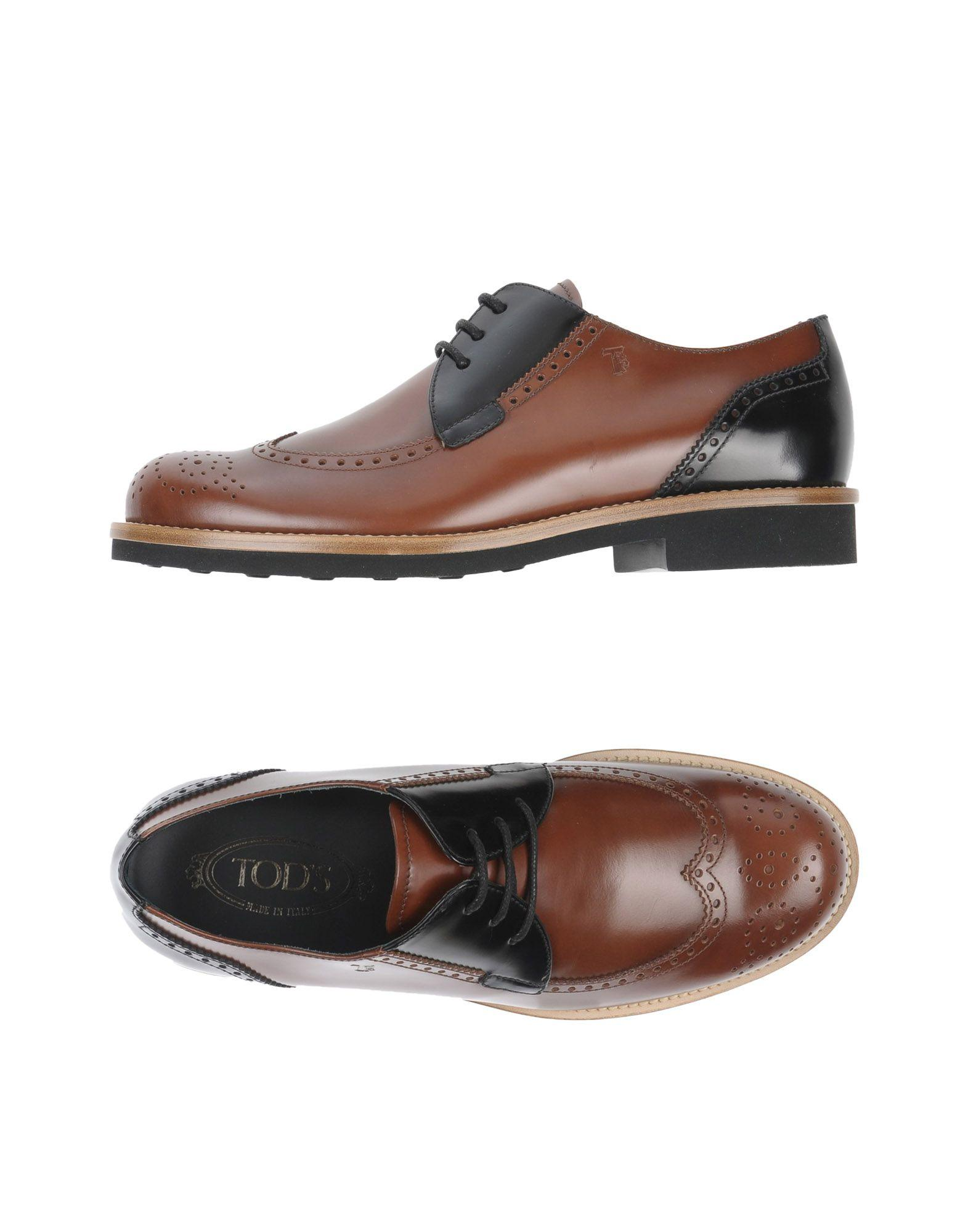 Tod's In Brown