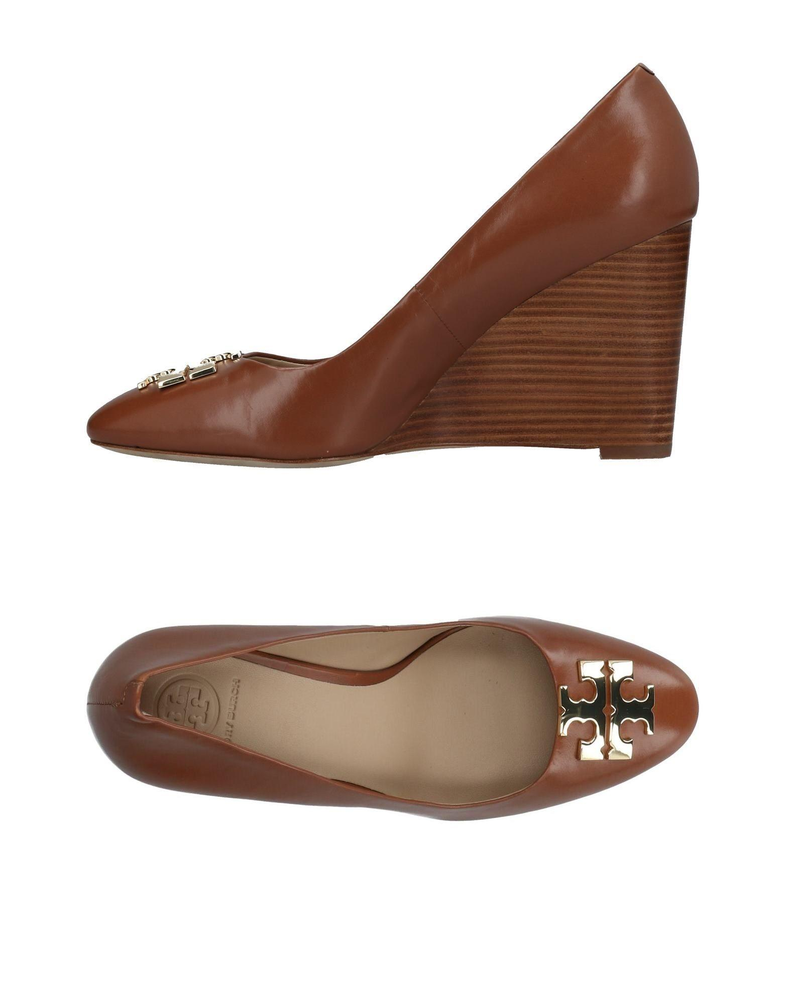 Tory Burch Pumps In Brown