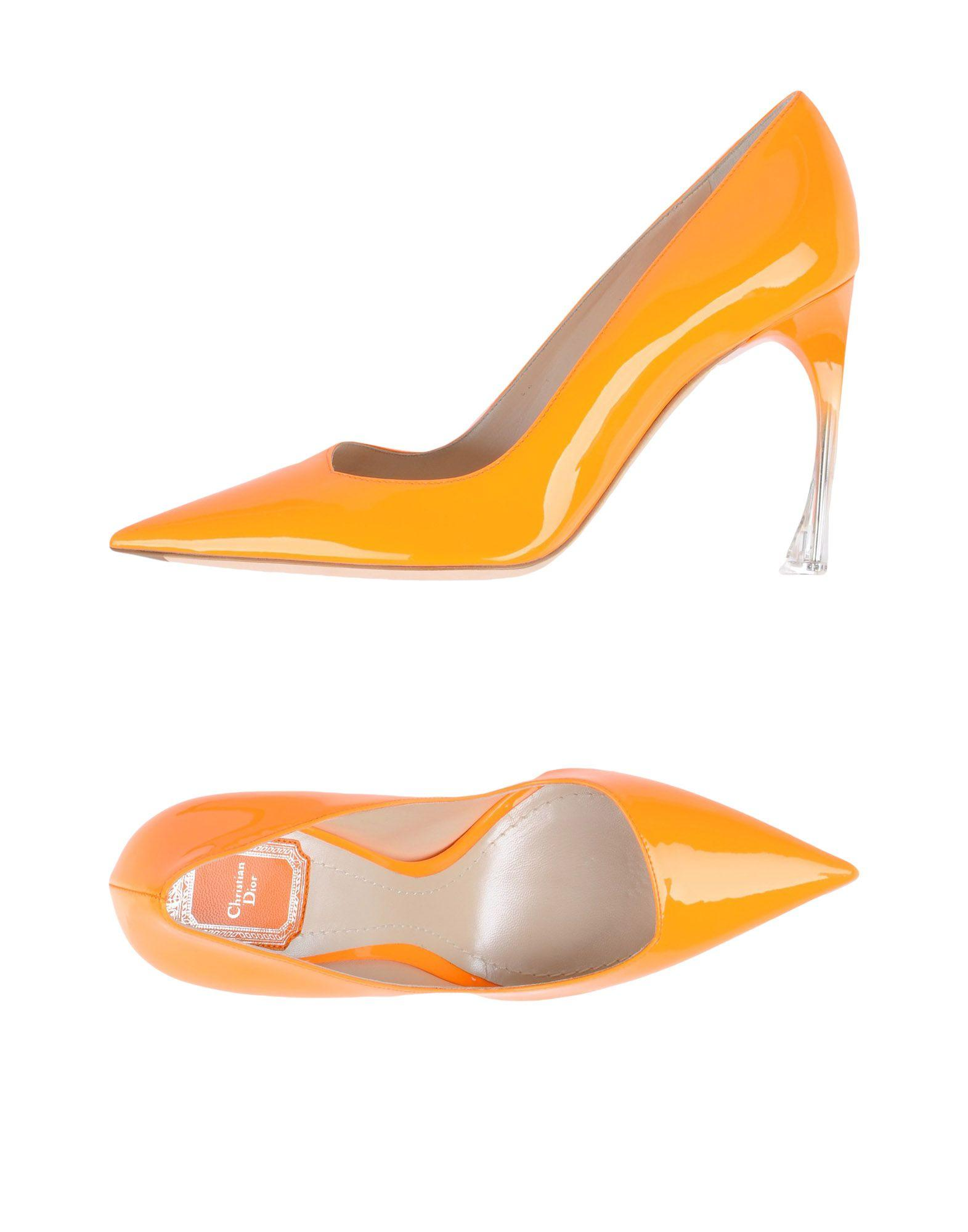 Dior In Orange
