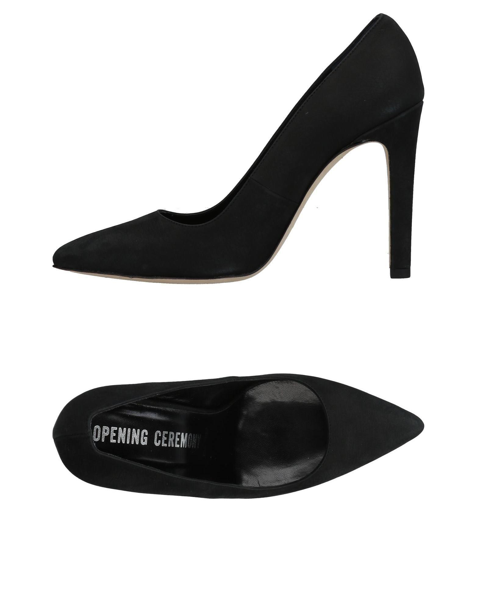 Opening Ceremony Pumps In Black