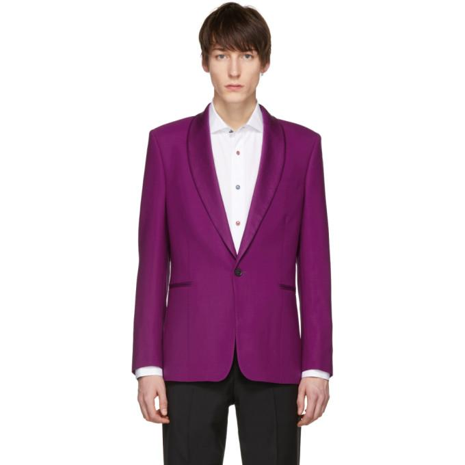 Paul Smith Tailored Blazer In 53.magenta