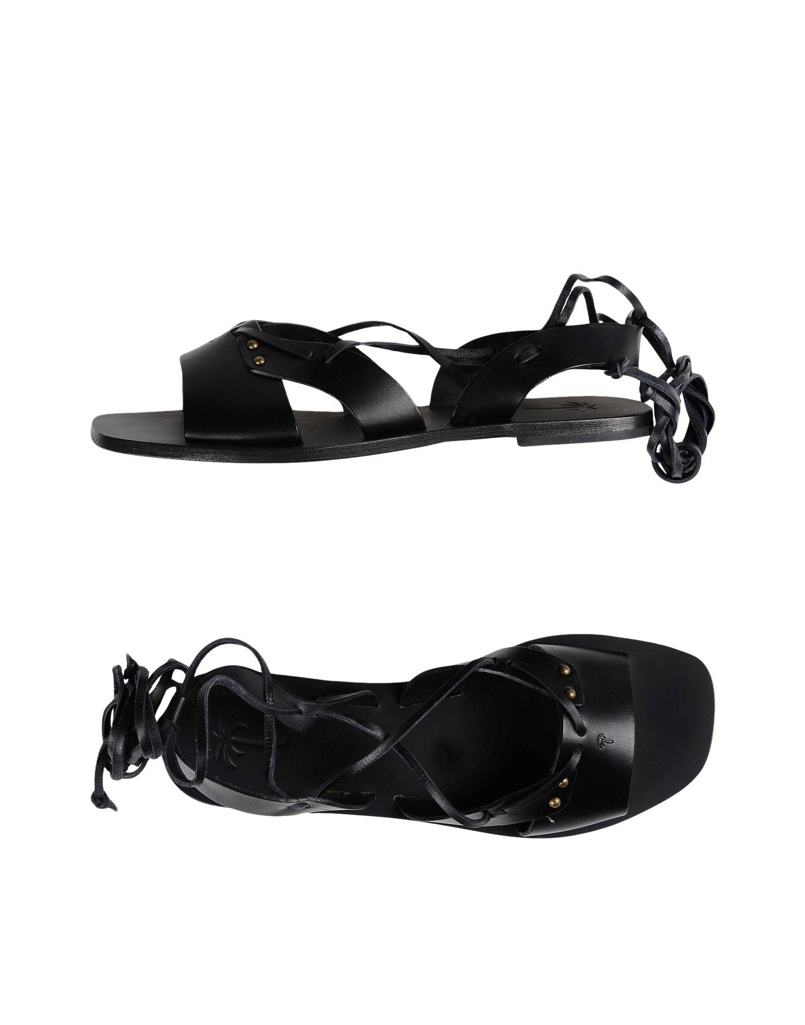 Tomas Maier Sandals In Black