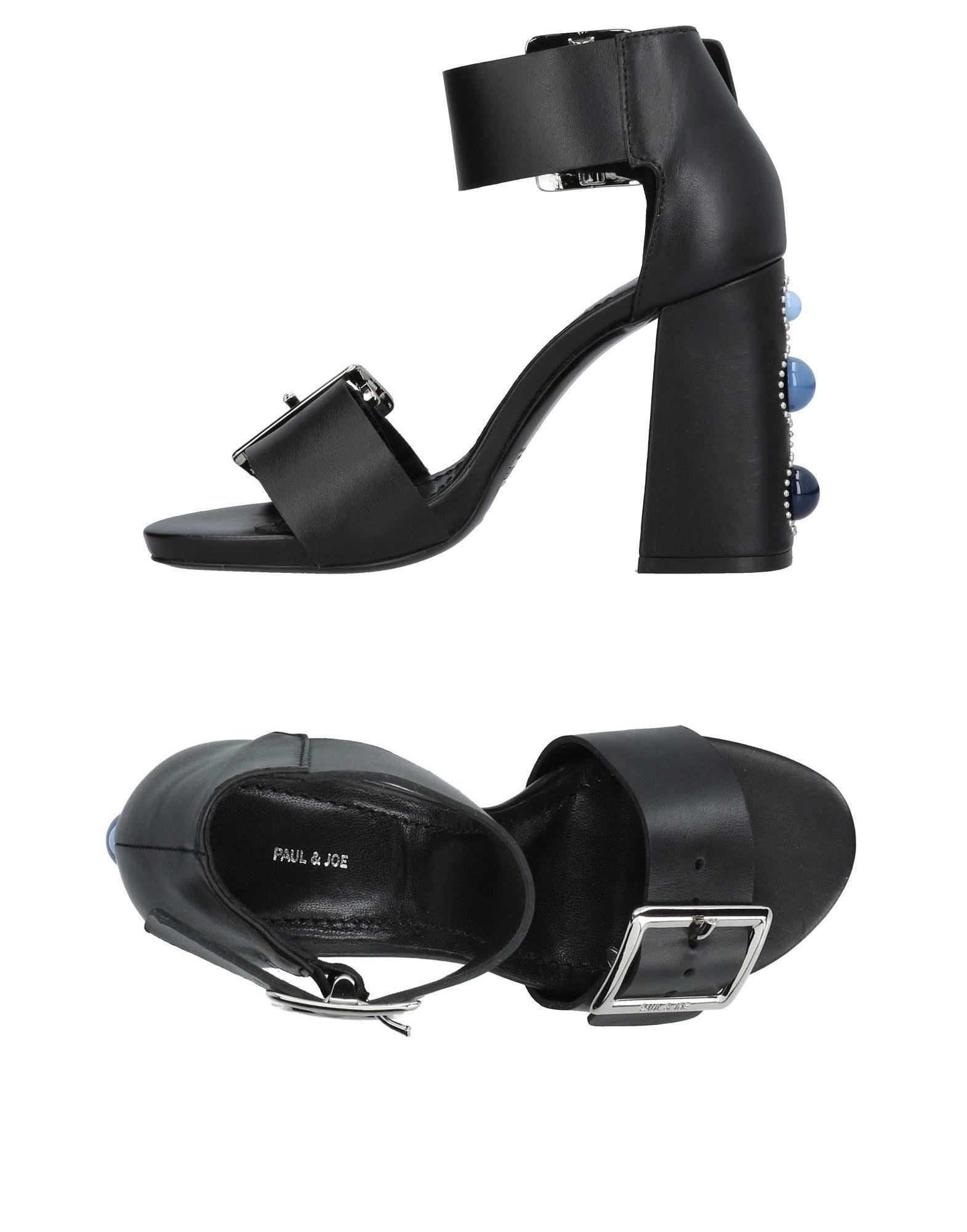 Paul & Joe Sandals In Black