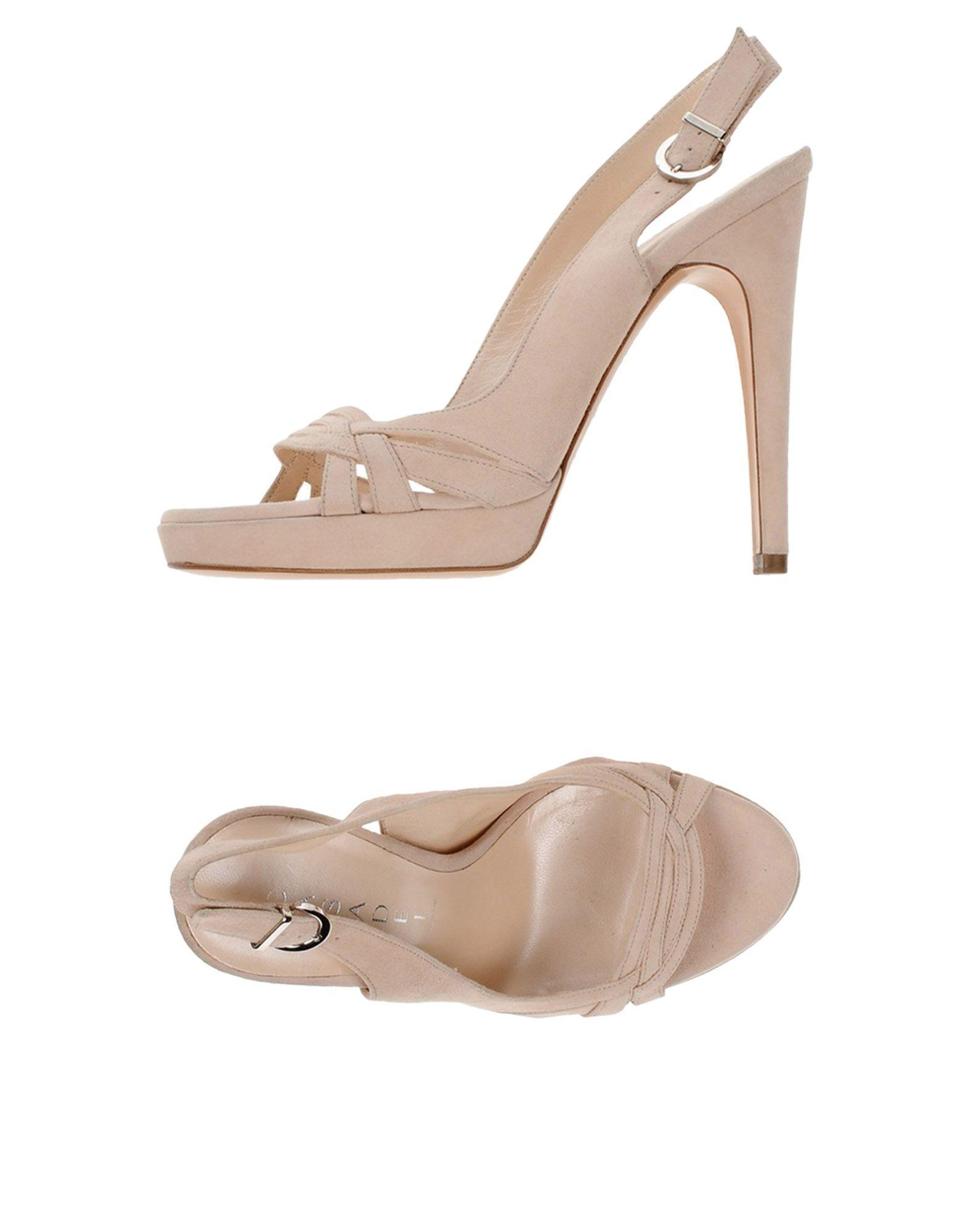 Casadei Sandals In Light Pink