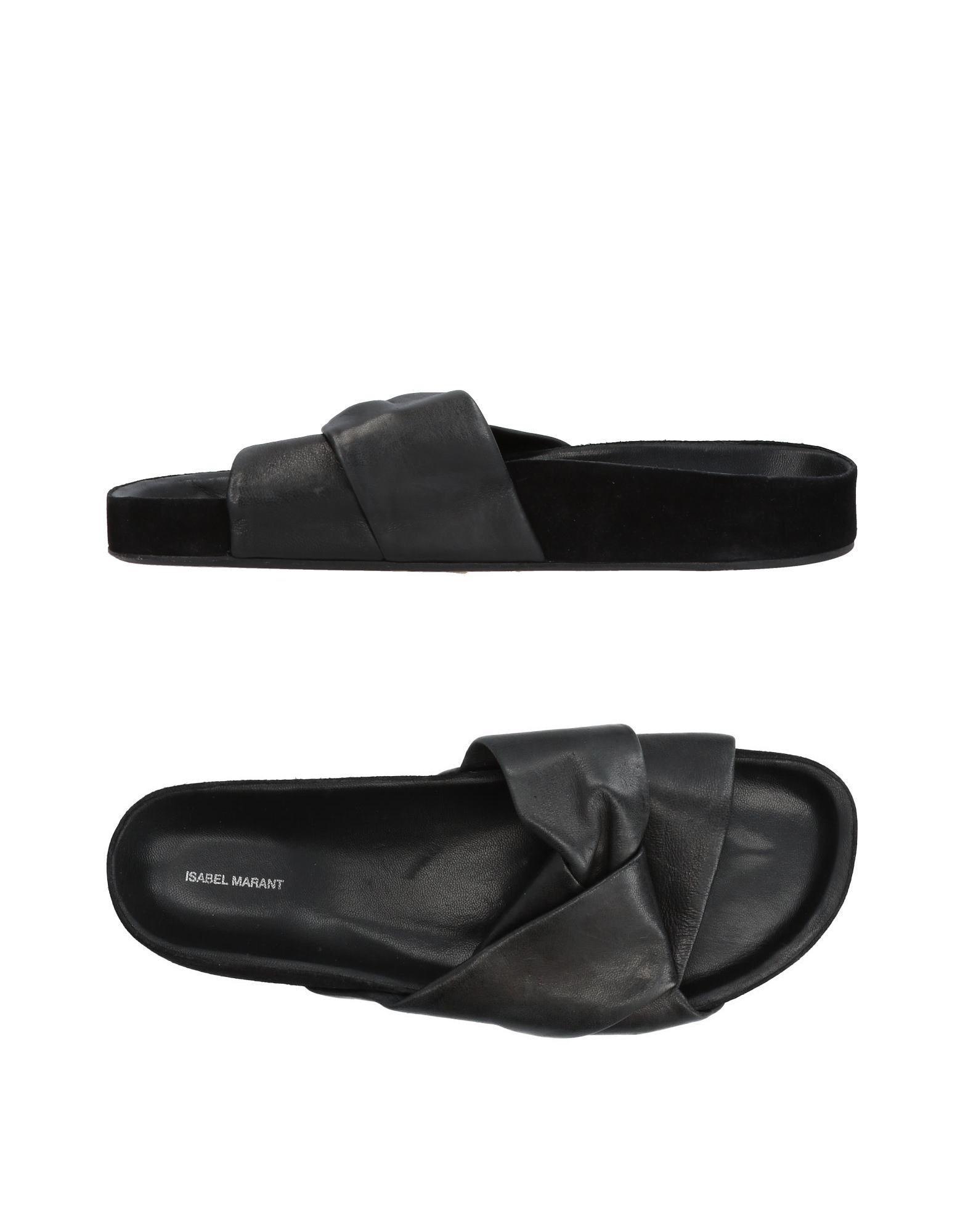 Etoile Isabel Marant Sandals In Black