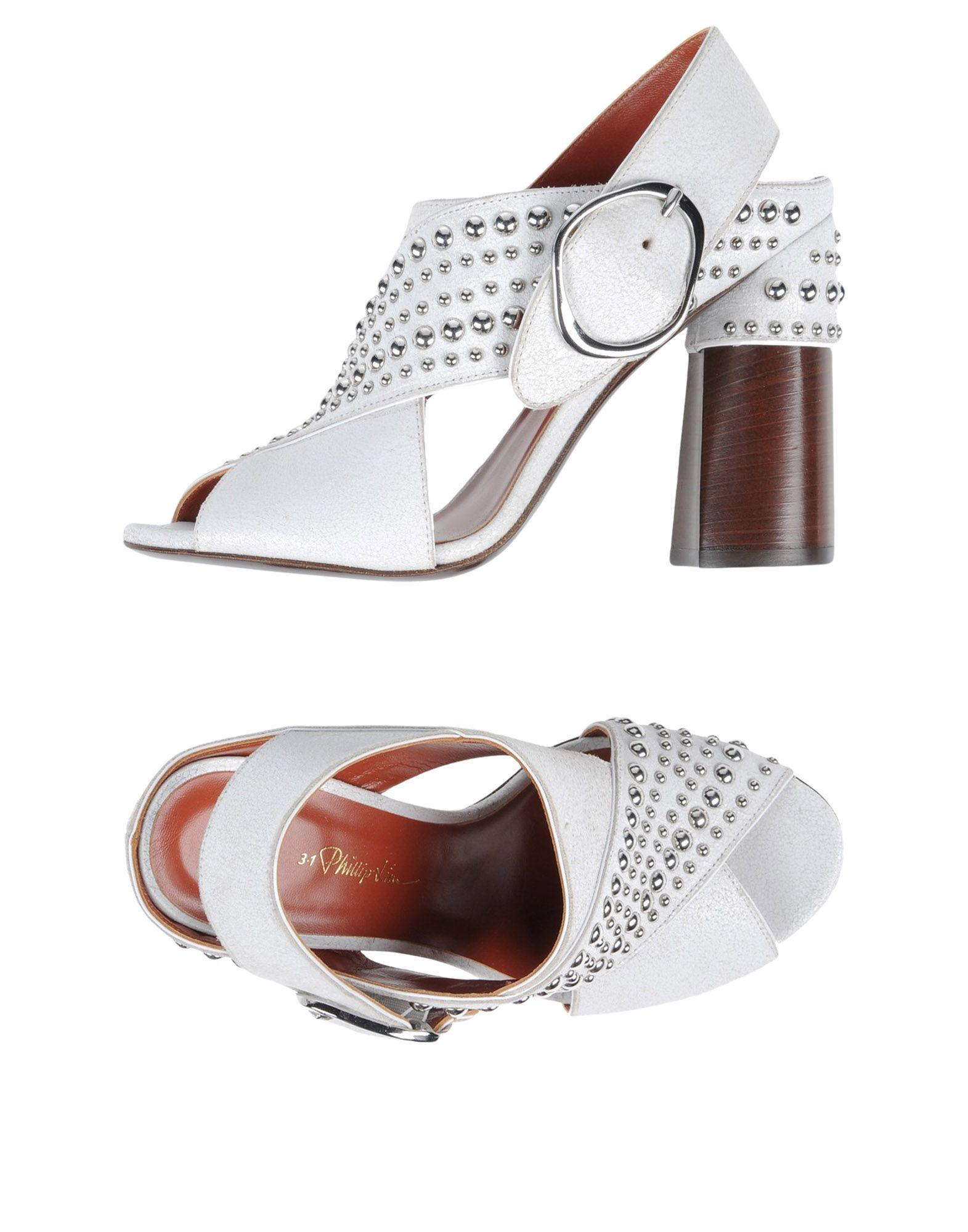 3.1 Phillip Lim Sandals In White