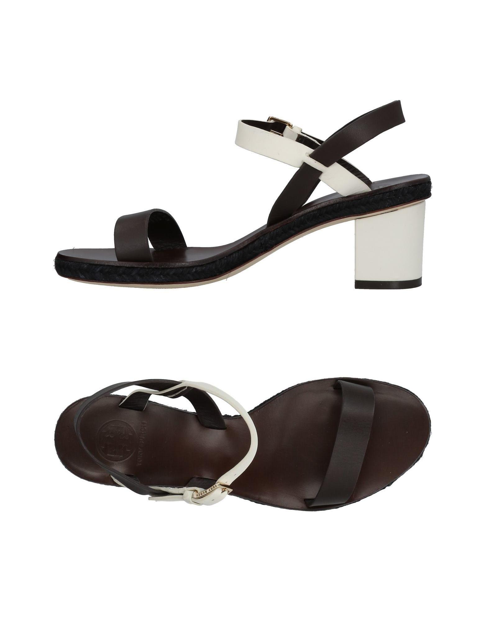 Tory Burch Sandals In Cocoa
