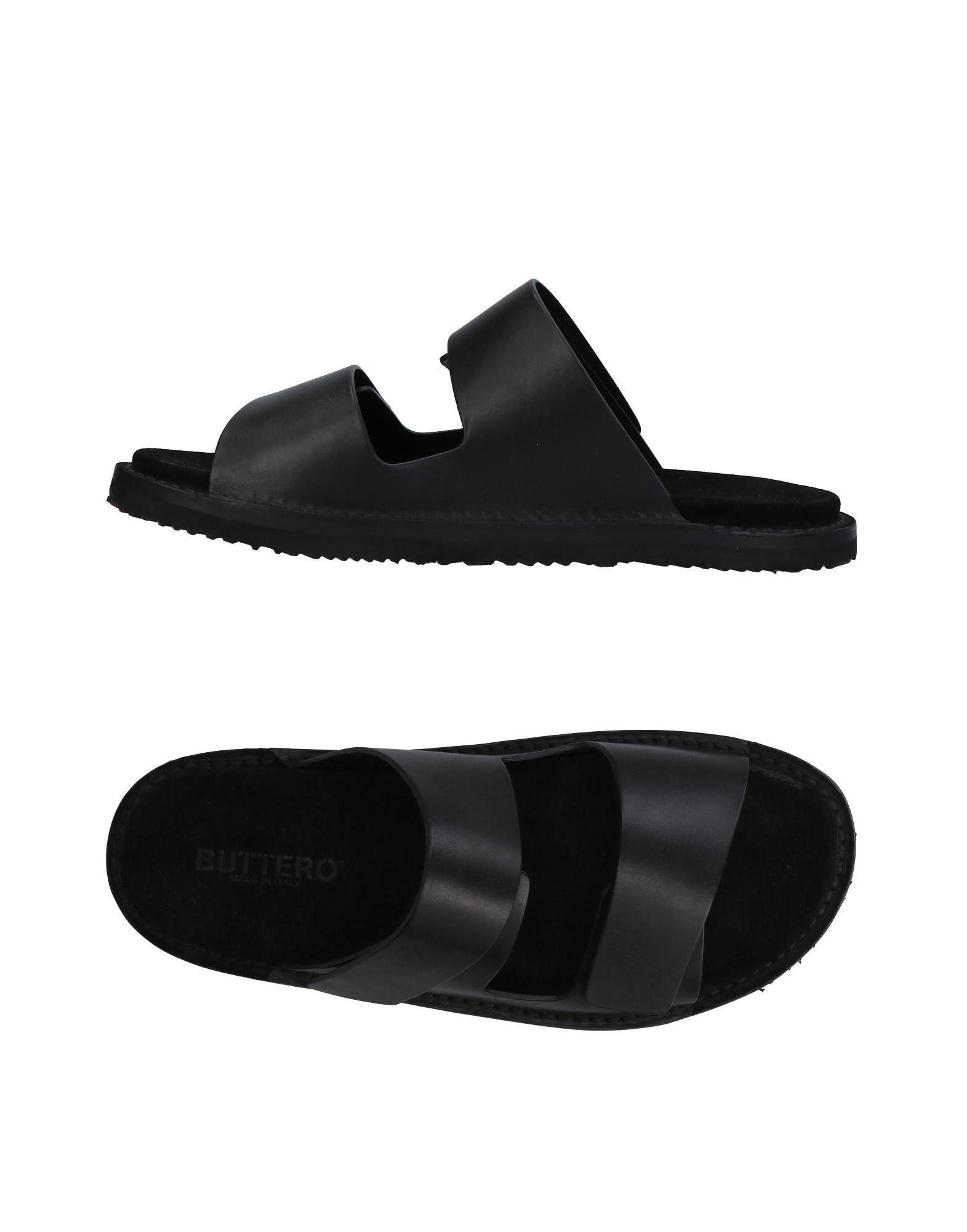 Buttero ® Sandals In Black