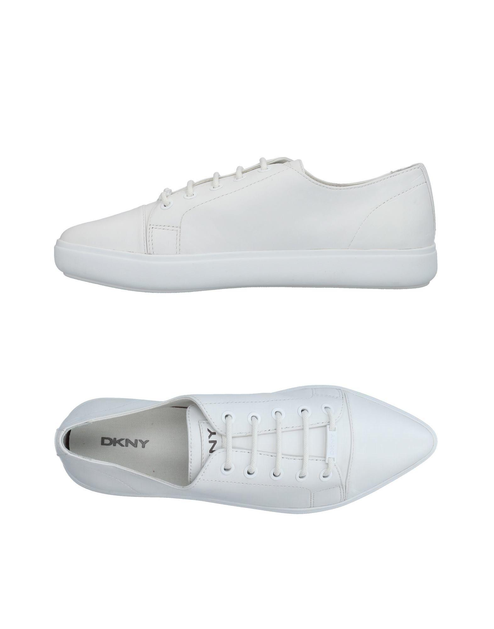 Dkny Sneakers In White