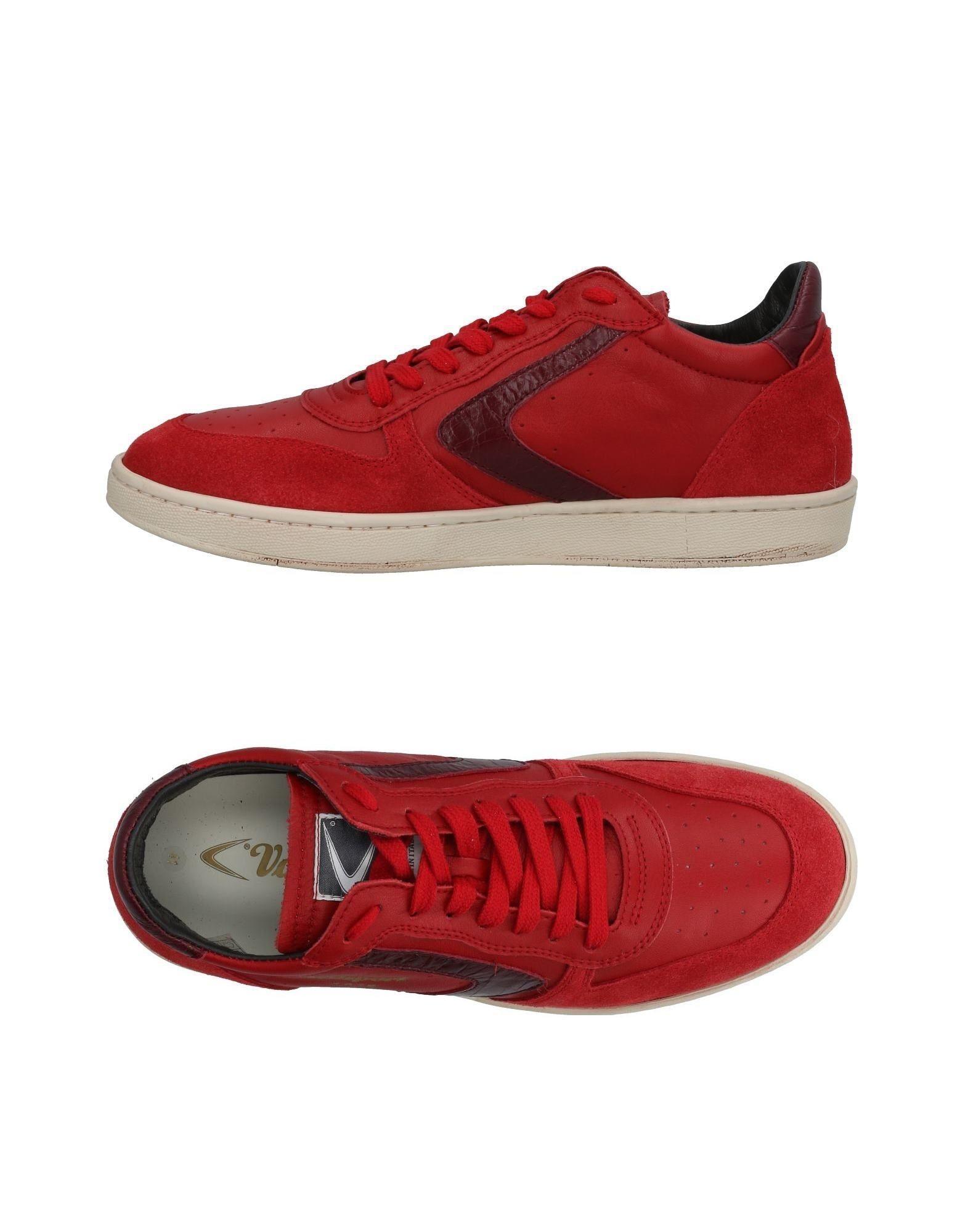 Valsport Sneakers In Red