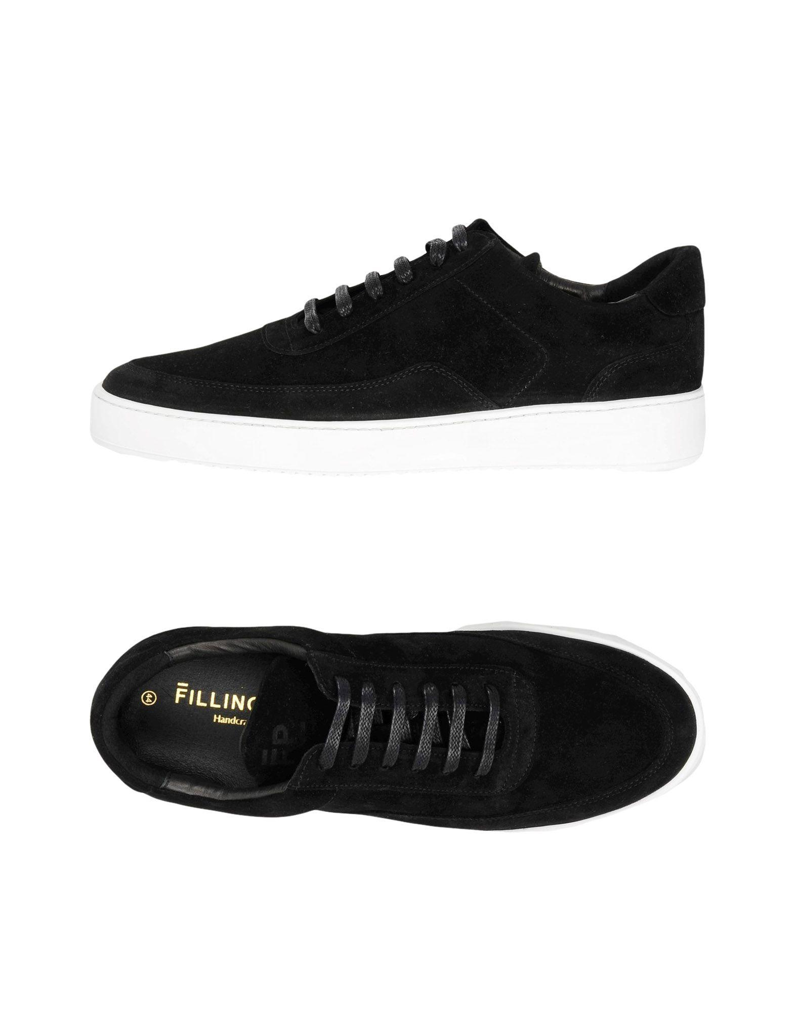 Filling Pieces Sneakers In Black