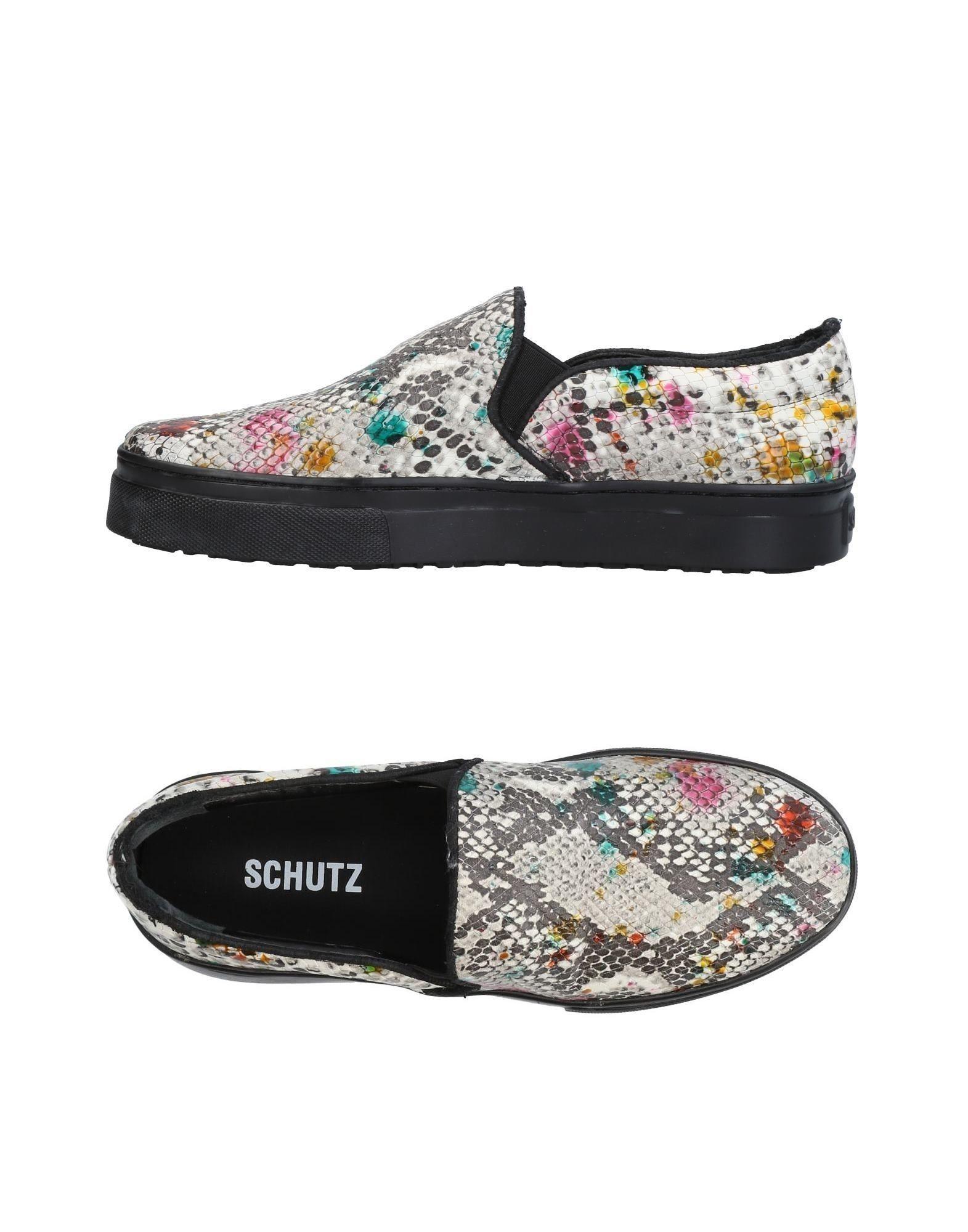 Schutz Sneakers In Grey