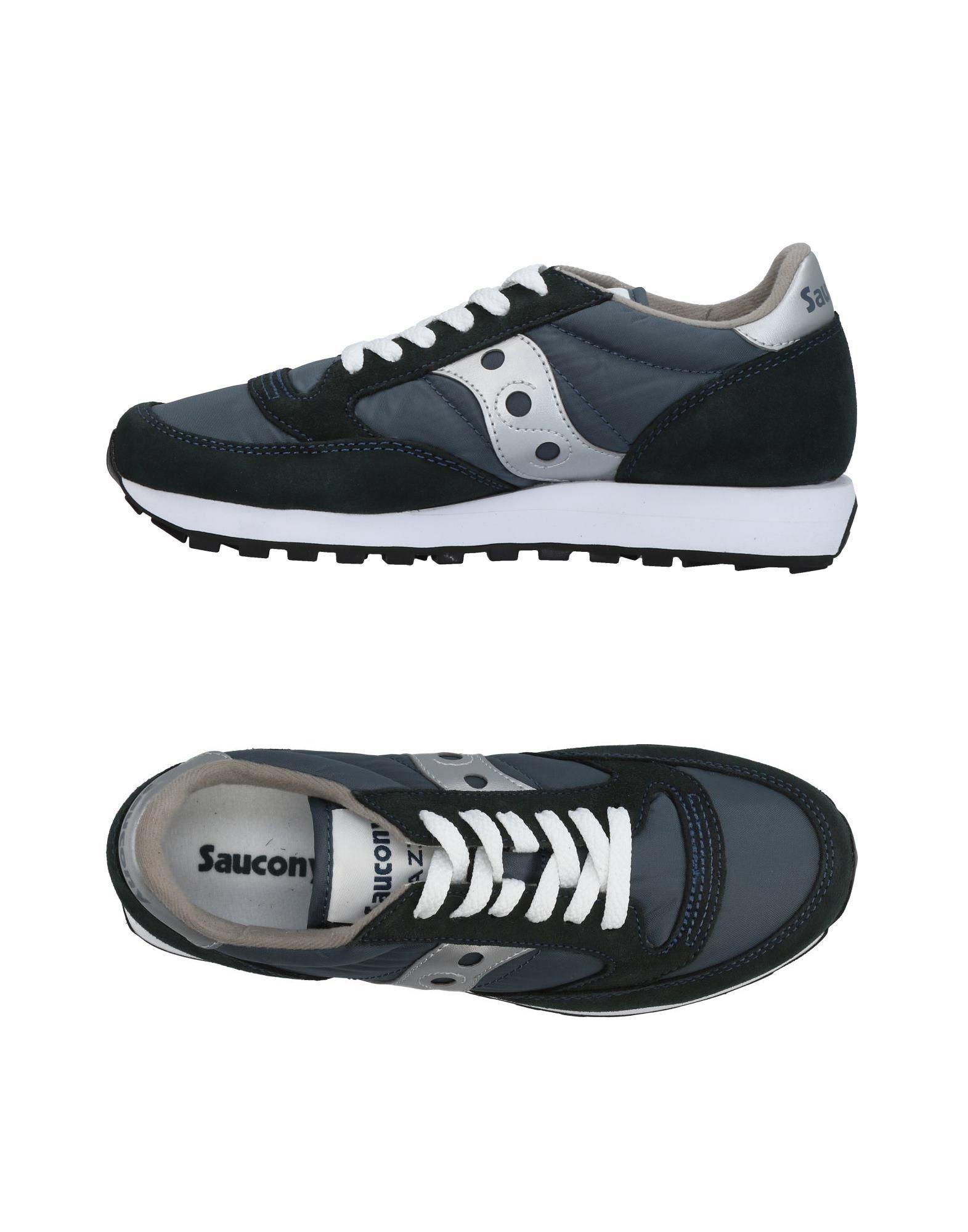Saucony Sneakers In Dark Blue