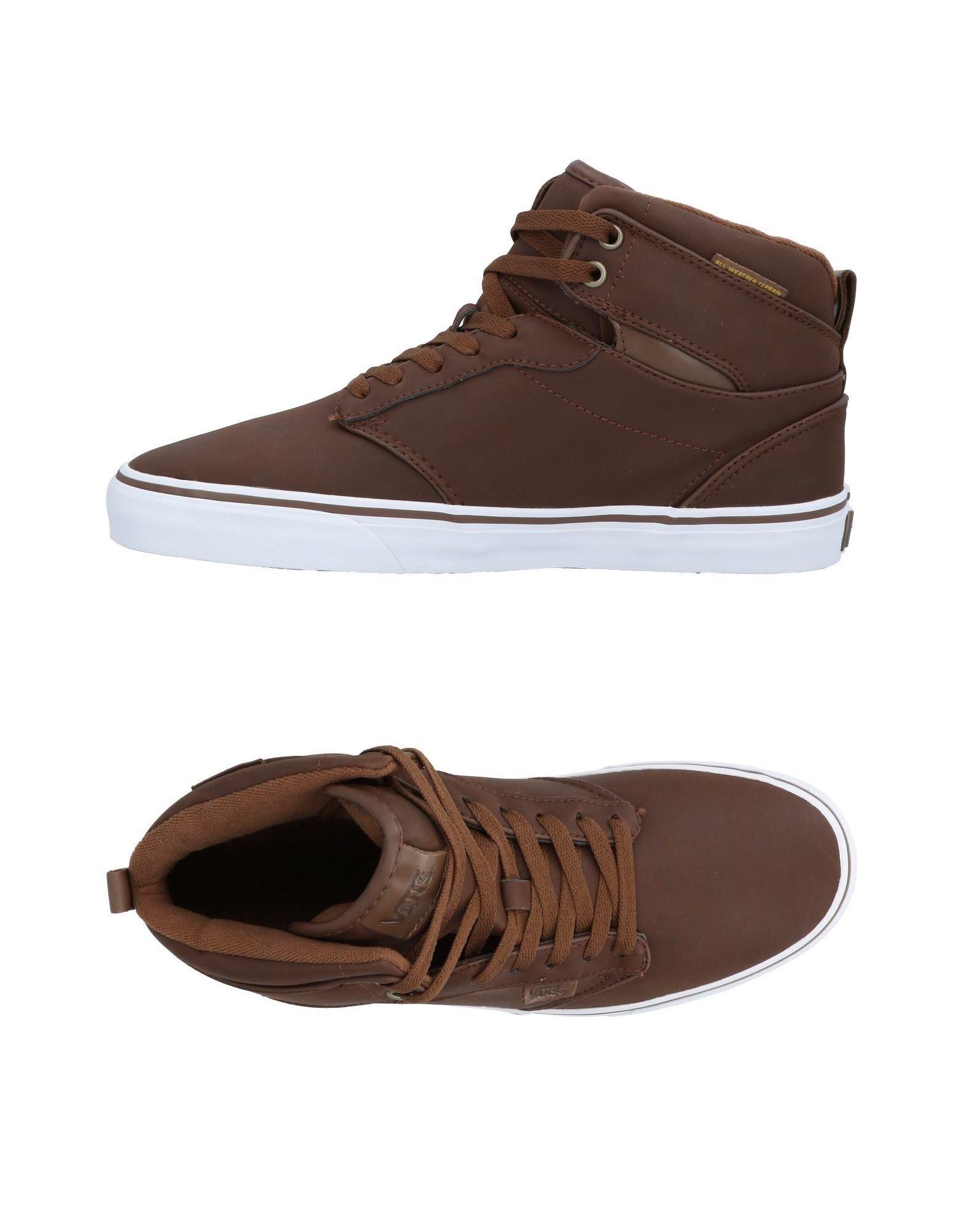 Vans Sneakers In Cocoa