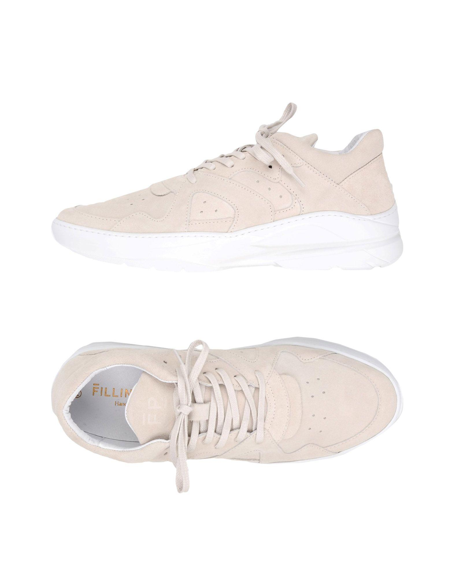 Filling Pieces Sneakers In Light Pink