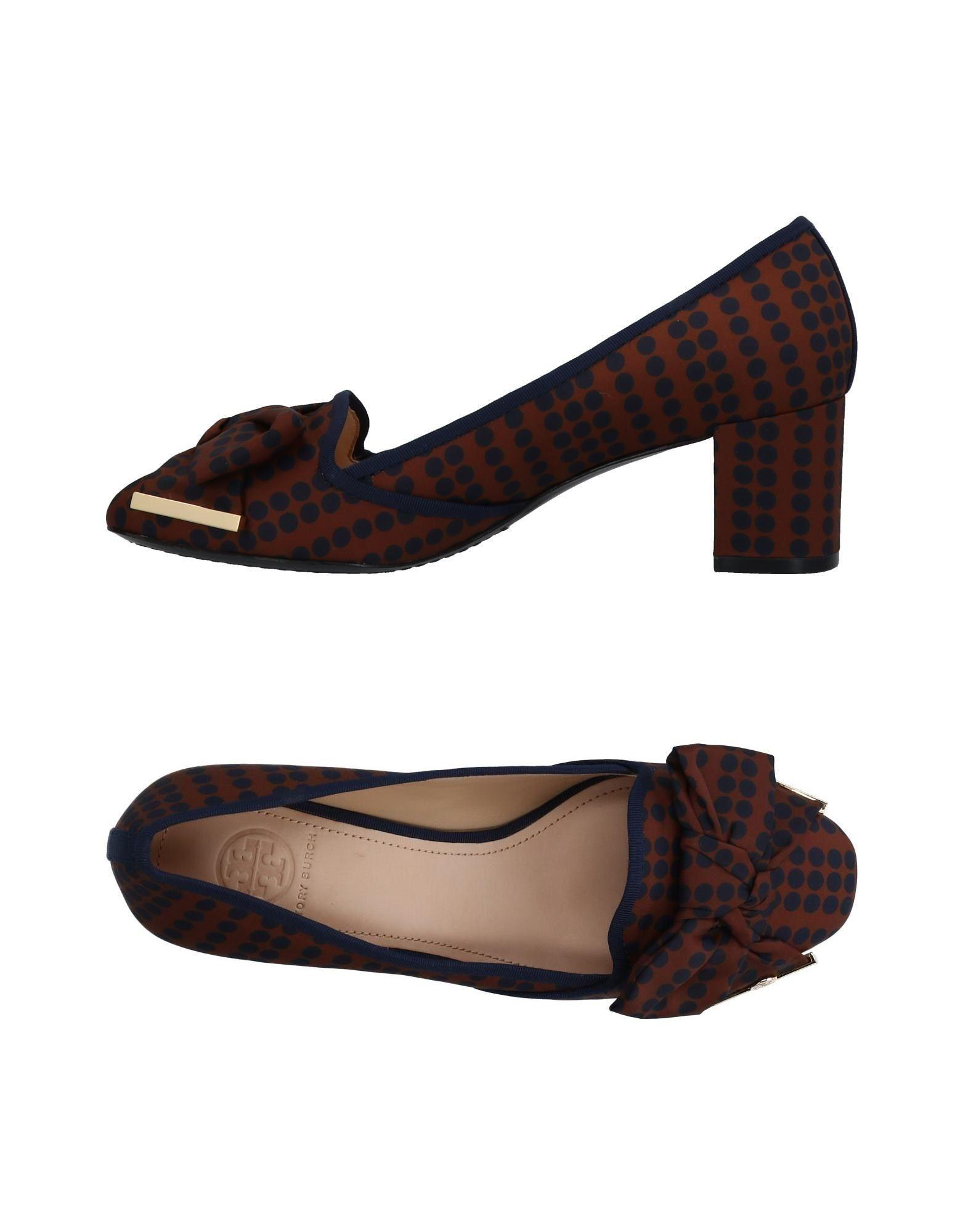 Tory Burch Loafers In Cocoa