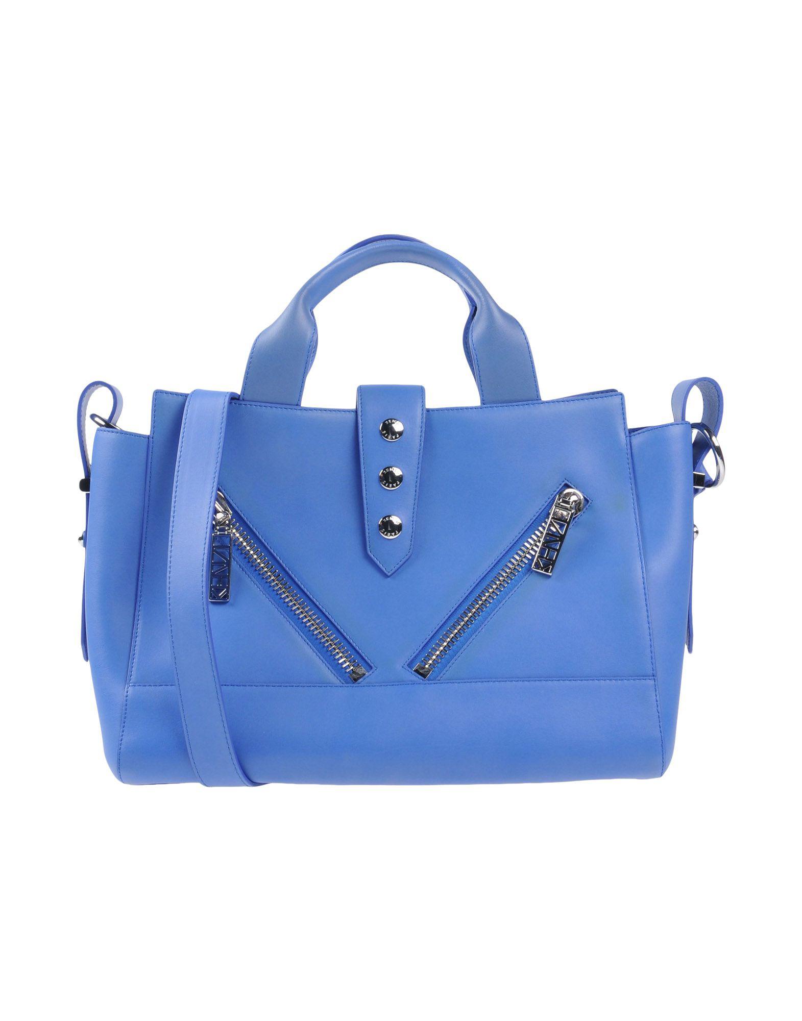 Kenzo Handbags In Blue