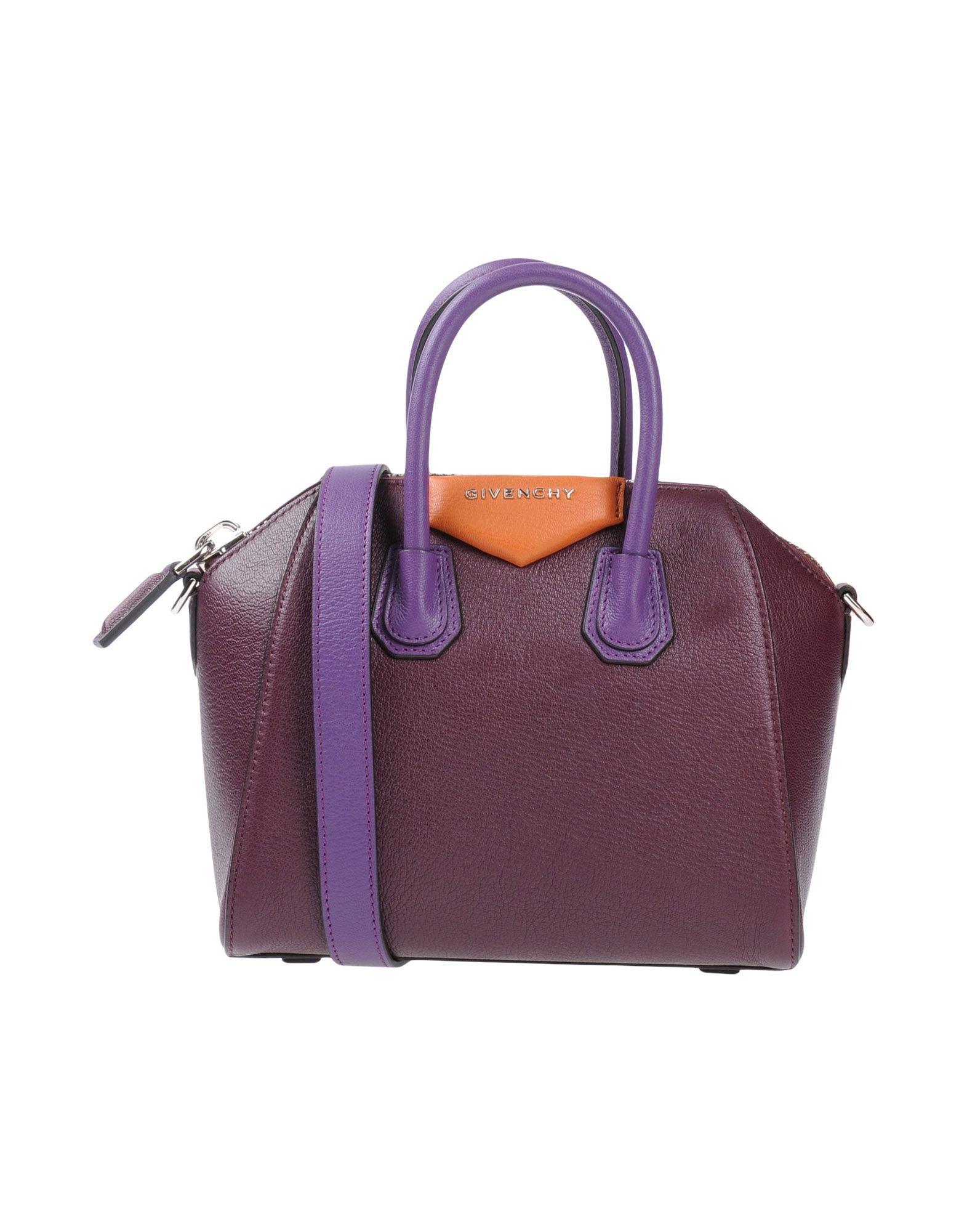 Givenchy Handbags In Deep Purple