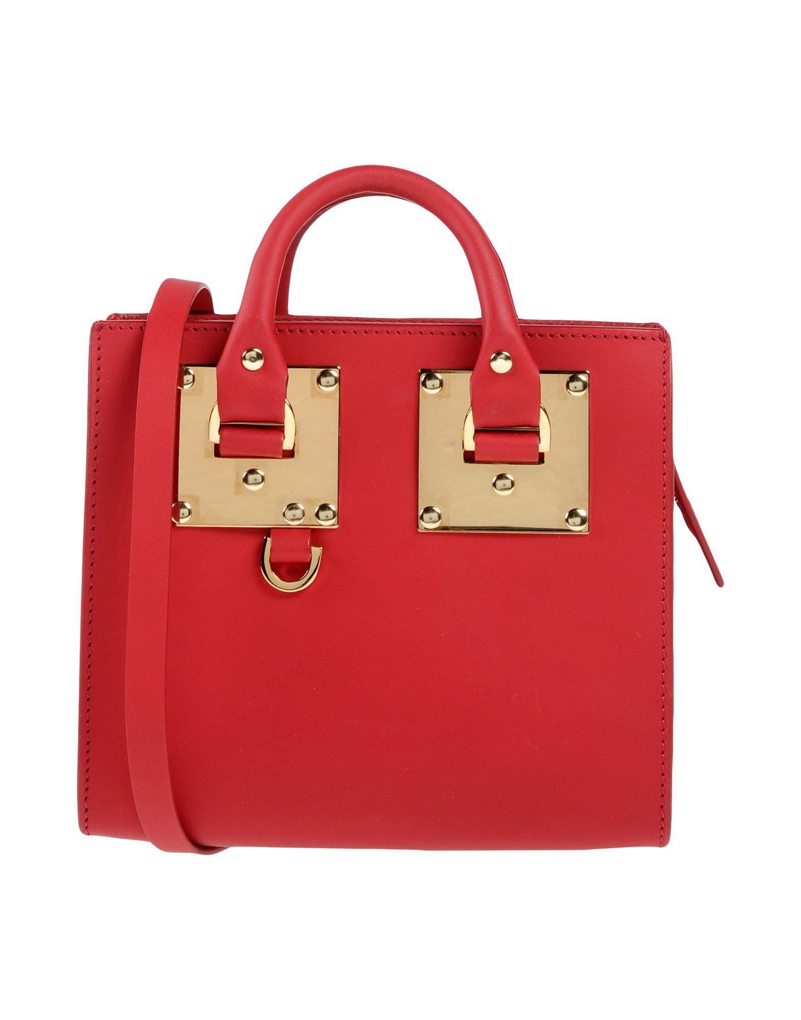 Proenza Schouler Handbags In Red