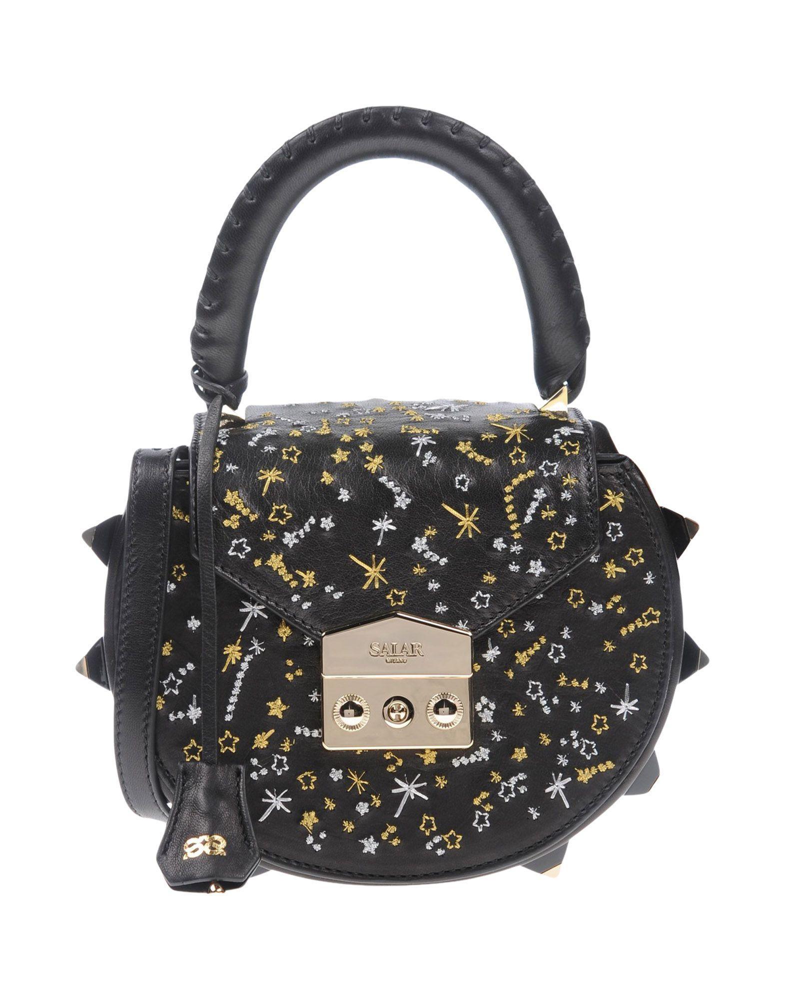 Salar Handbag In Black