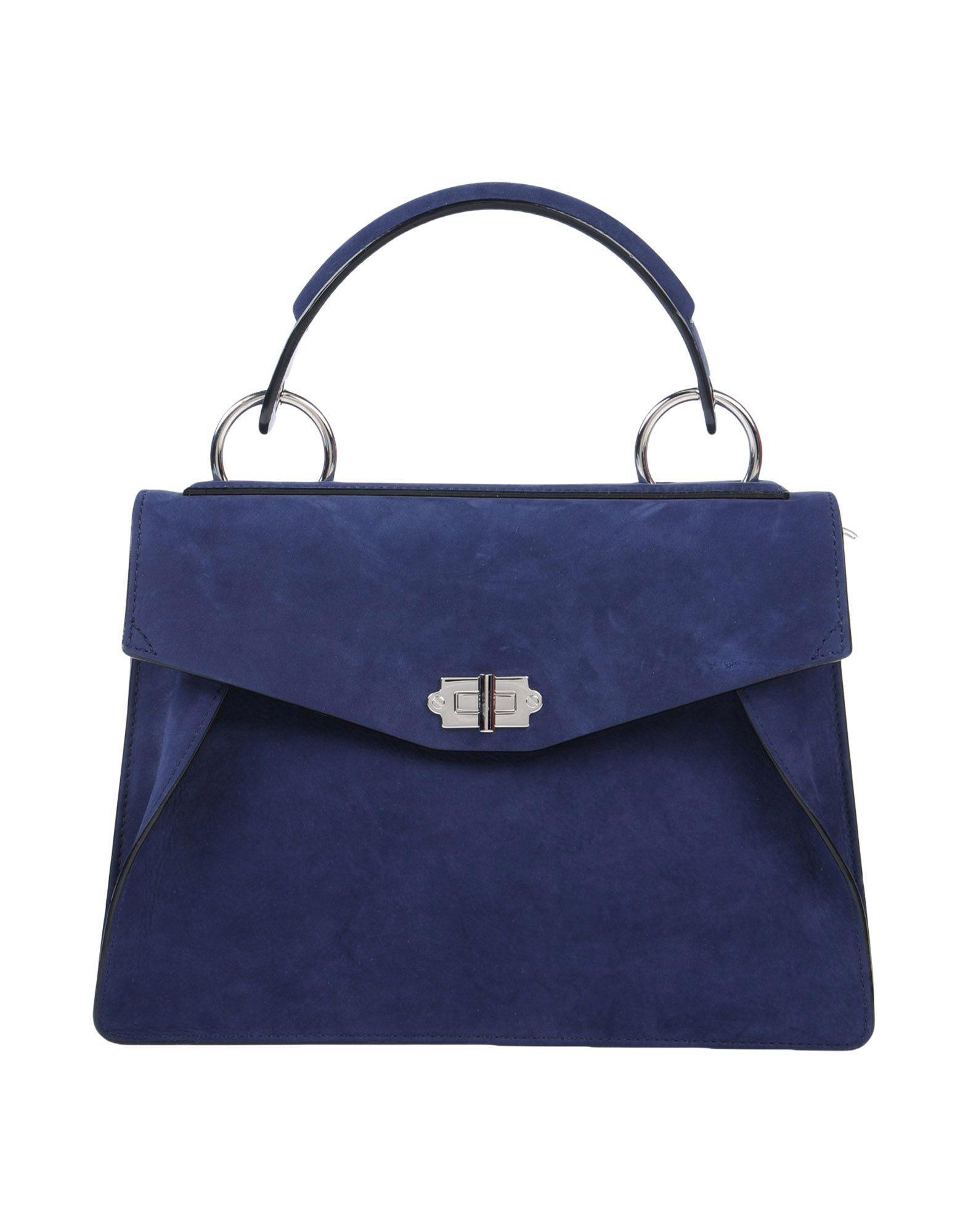 Proenza Schouler Handbag In Dark Blue