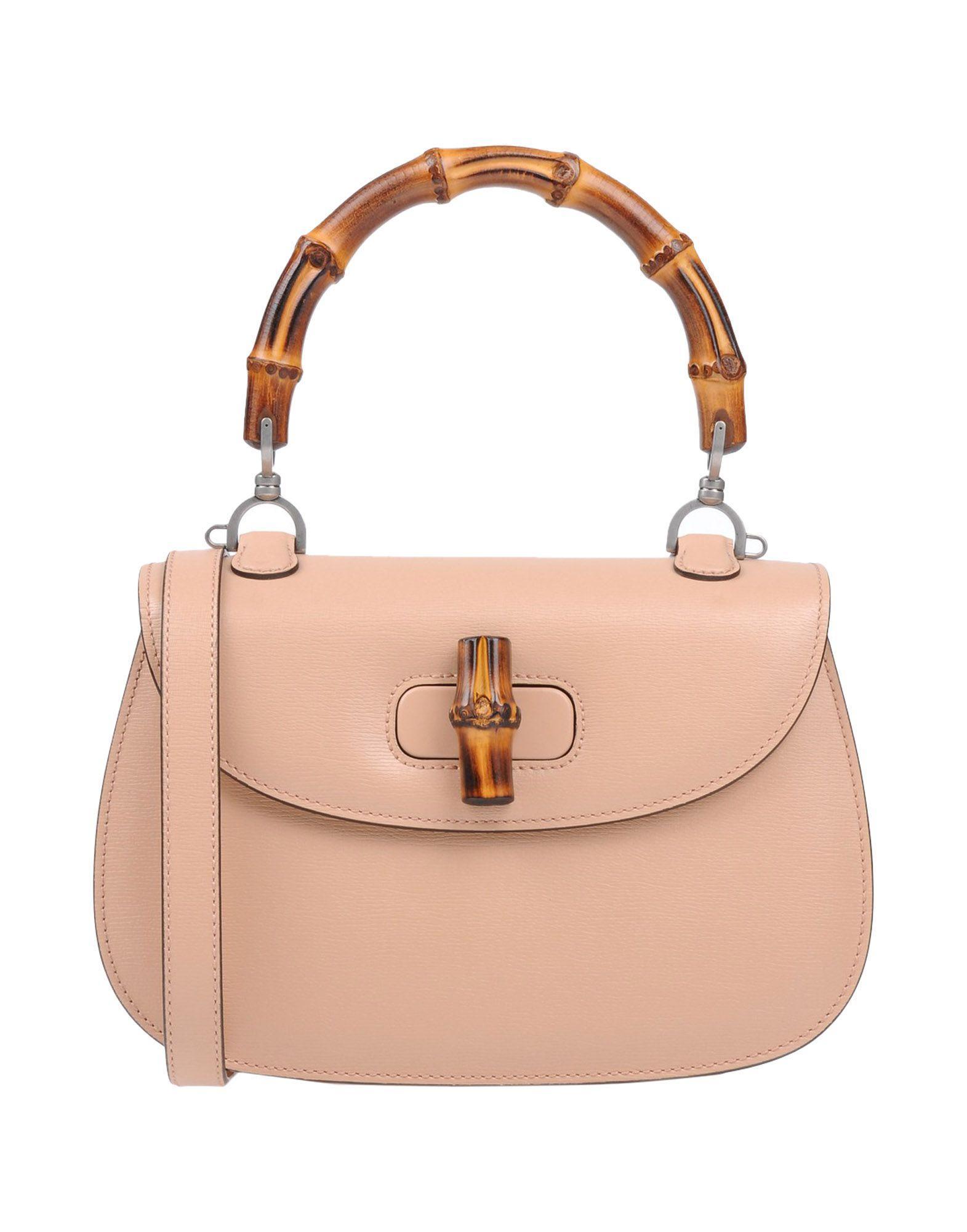 Gucci Handbags In Skin Color