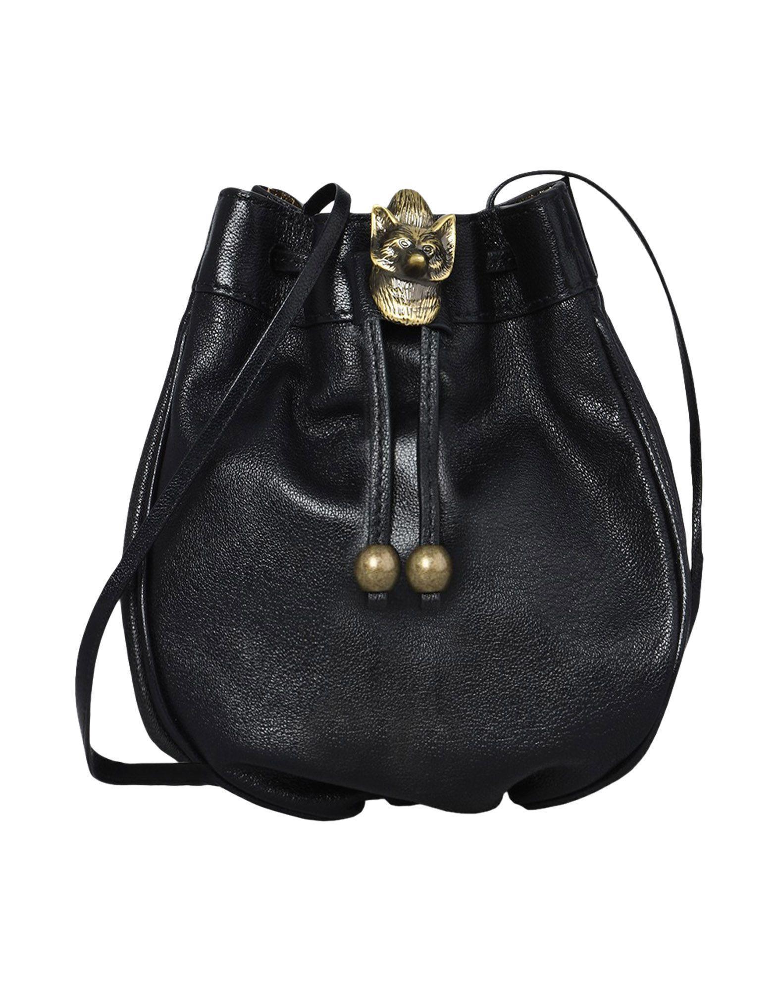 Philosophy Di Lorenzo Serafini Across-body Bag In Black