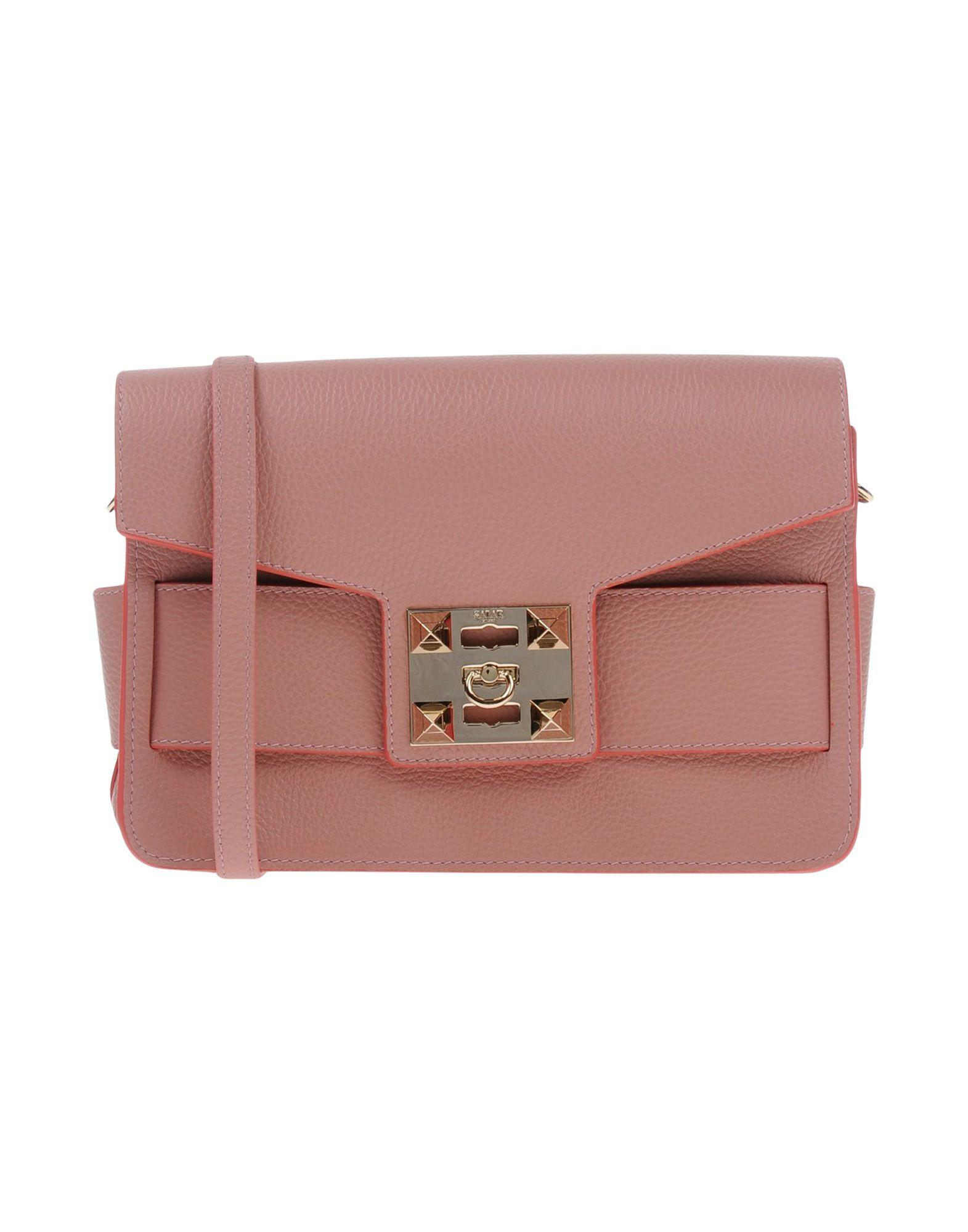 Salar Handbag In Pastel Pink