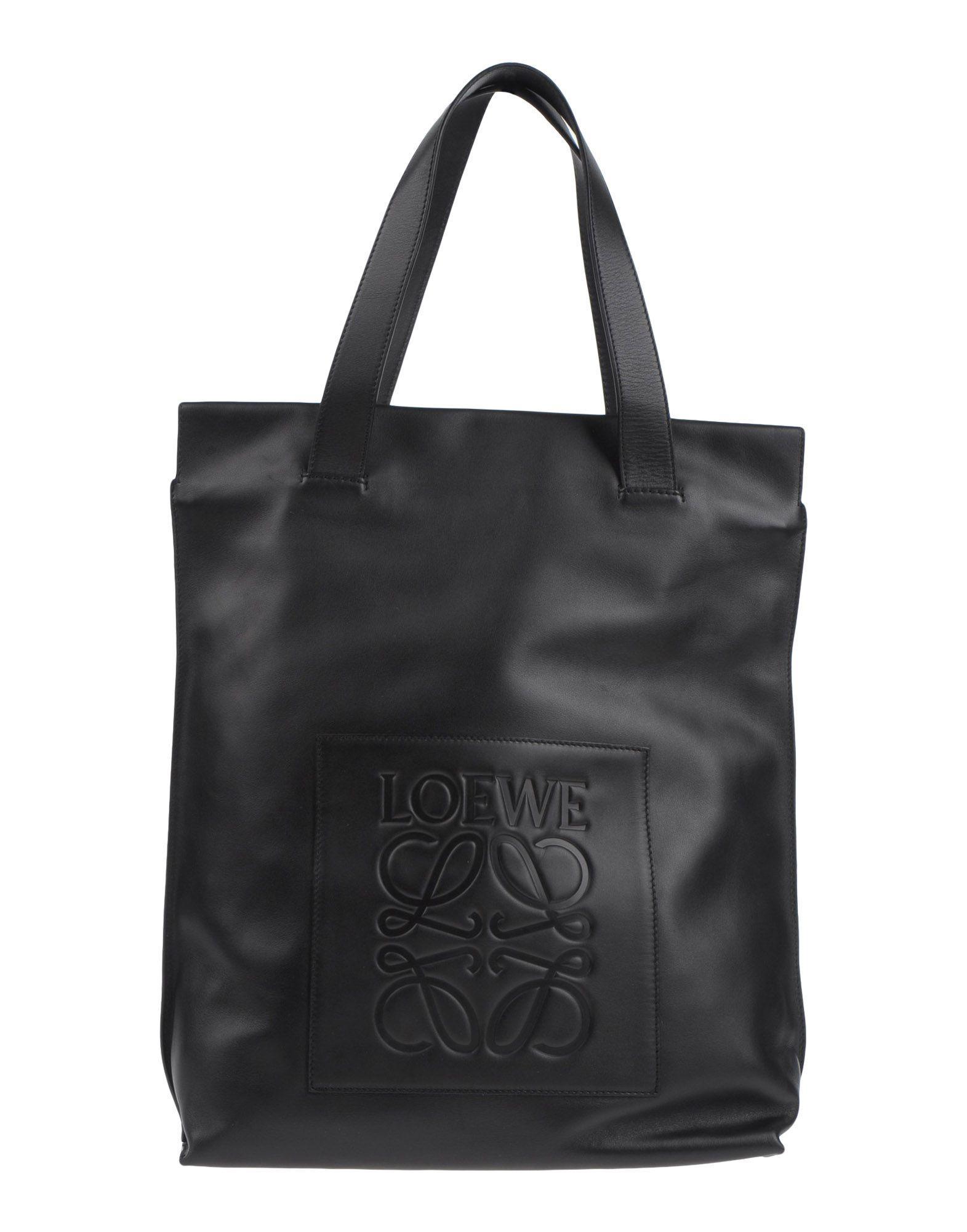 Loewe Handbags In Black